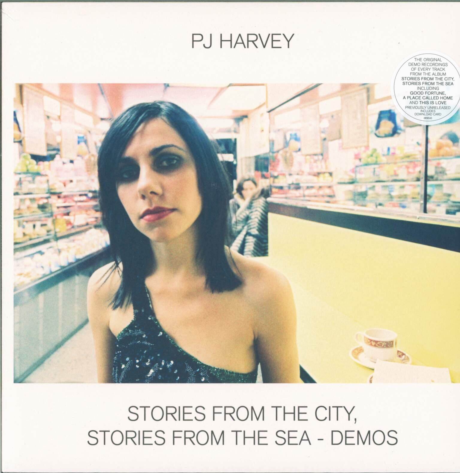PJ Harvey: Stories From The City, Stories From The Sea - Demos, 1×LP (Vinyl)