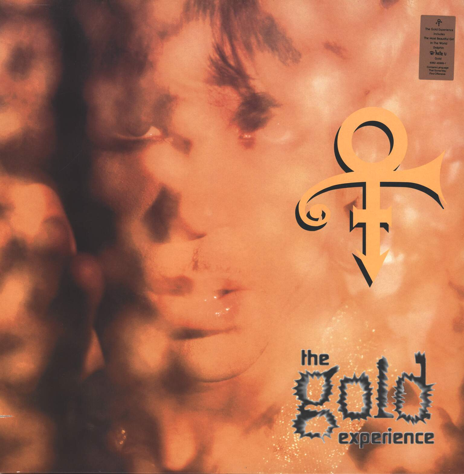Prince: The Gold Experience, 2×LP (Vinyl)