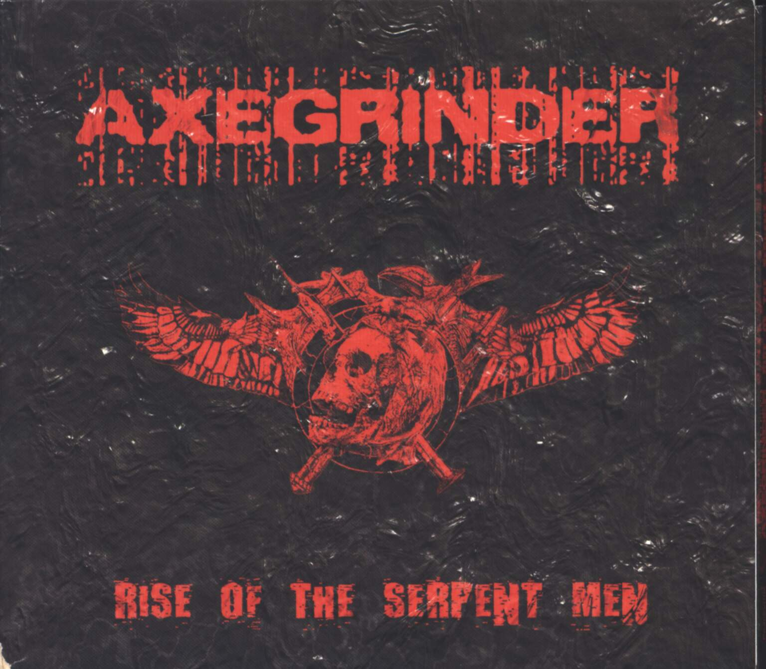 Axegrinder: Rise Of The Serpent Men, 1×CD