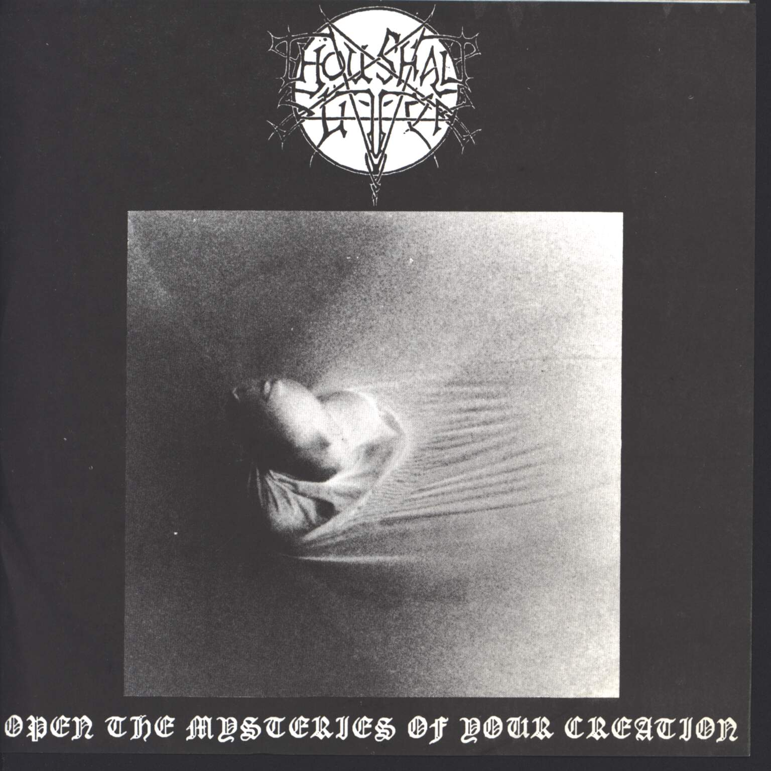 "Thou Shalt Suffer: Open The Mysteries Of Your Creation, 1×7"" Single (Vinyl)"