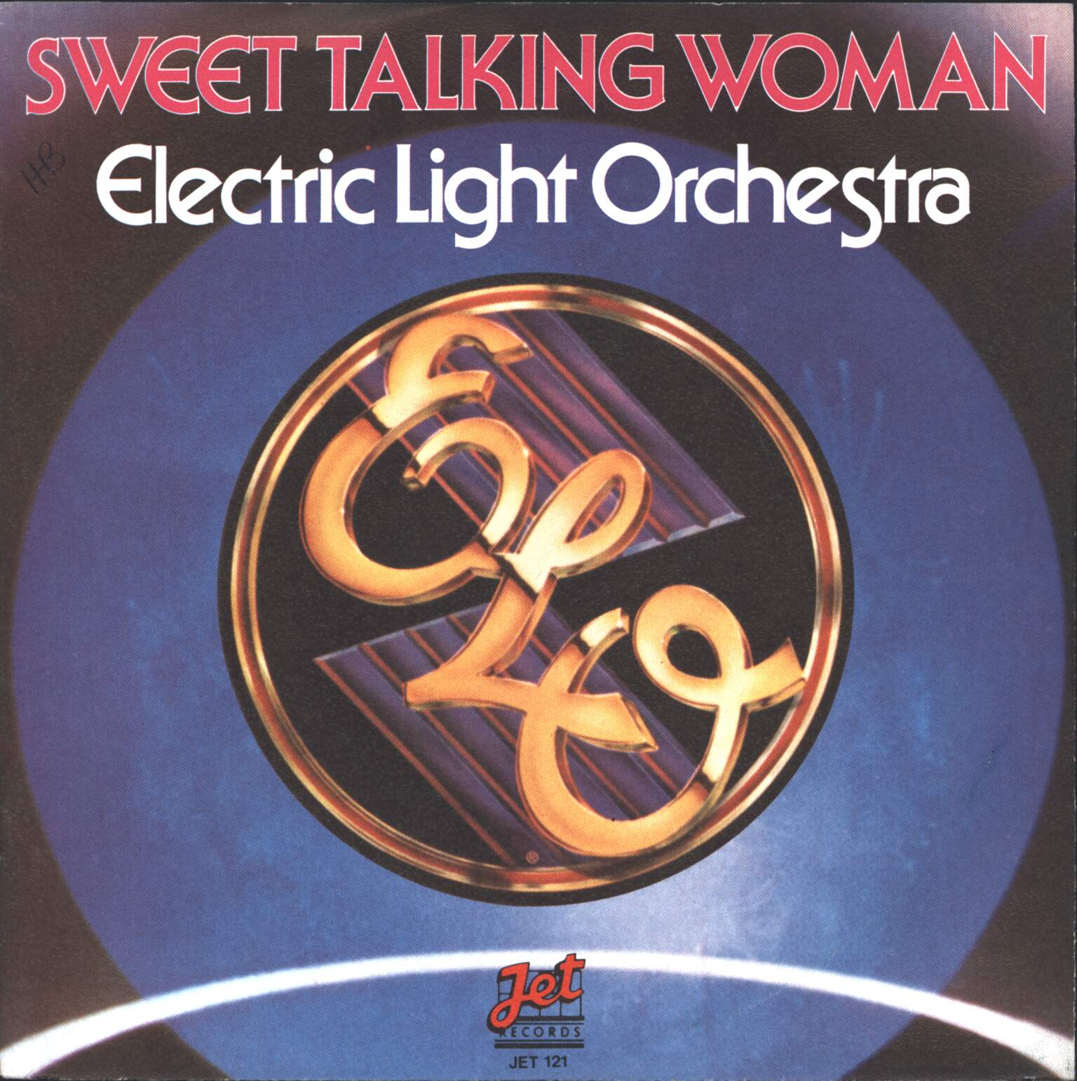 "Electric Light Orchestra: Sweet Talking Woman, 1×7"" Single (Vinyl)"