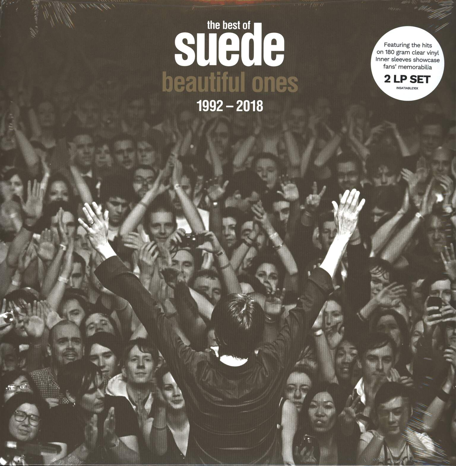 Suede: The Best Of Suede. Beautiful Ones. 1992-2018, 2×LP (Vinyl)