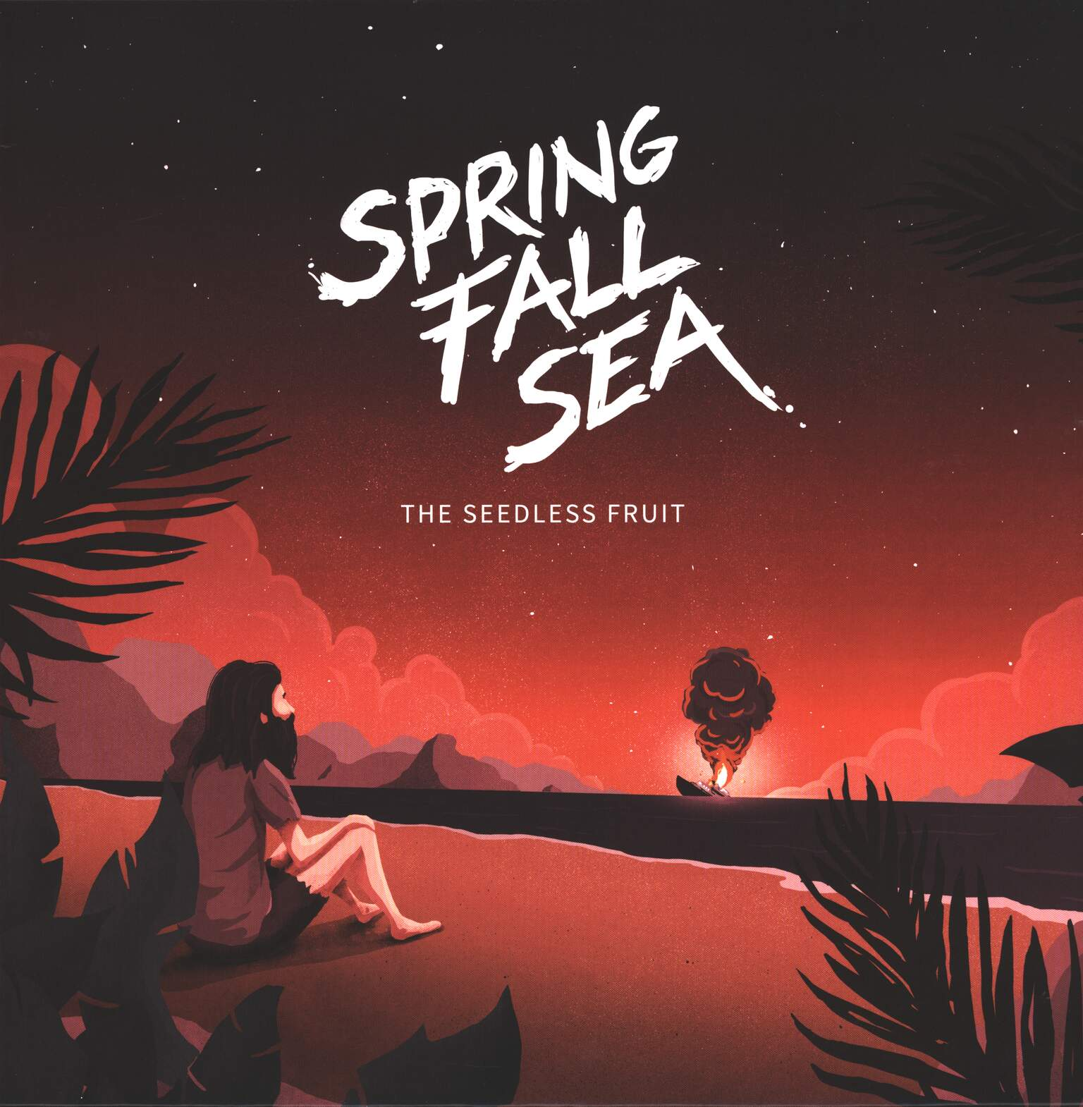 Spring.Fall.Sea: The Seedless Fruit, 1×LP (Vinyl)