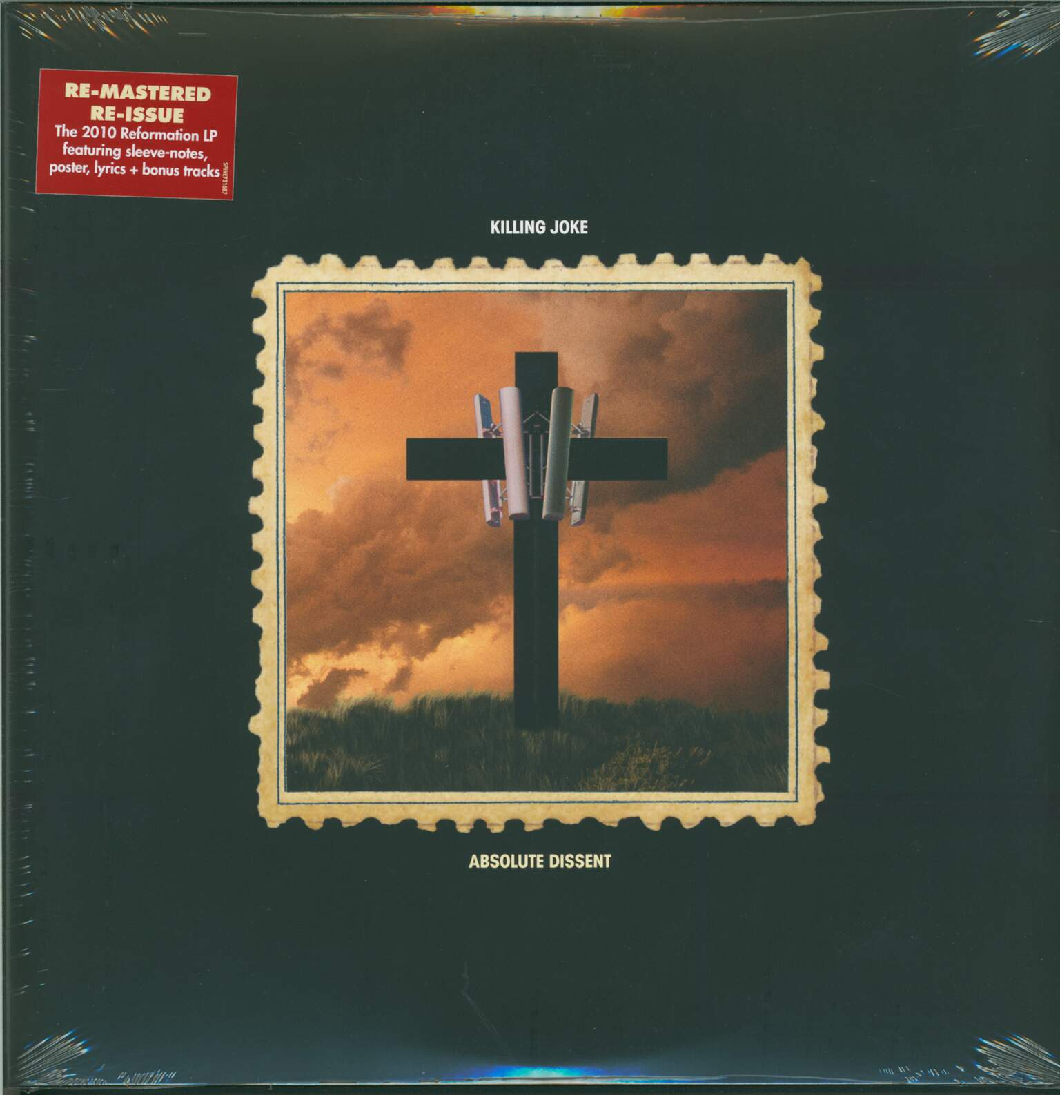 Killing Joke: Absolute Dissent, 2×LP (Vinyl)