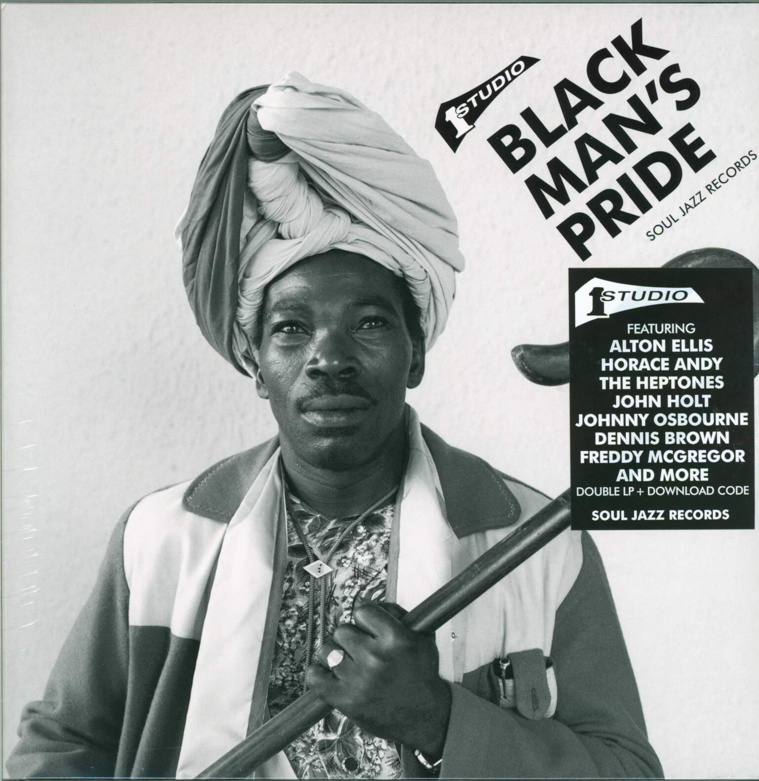 Various: Black Man's Pride, 2×LP (Vinyl)