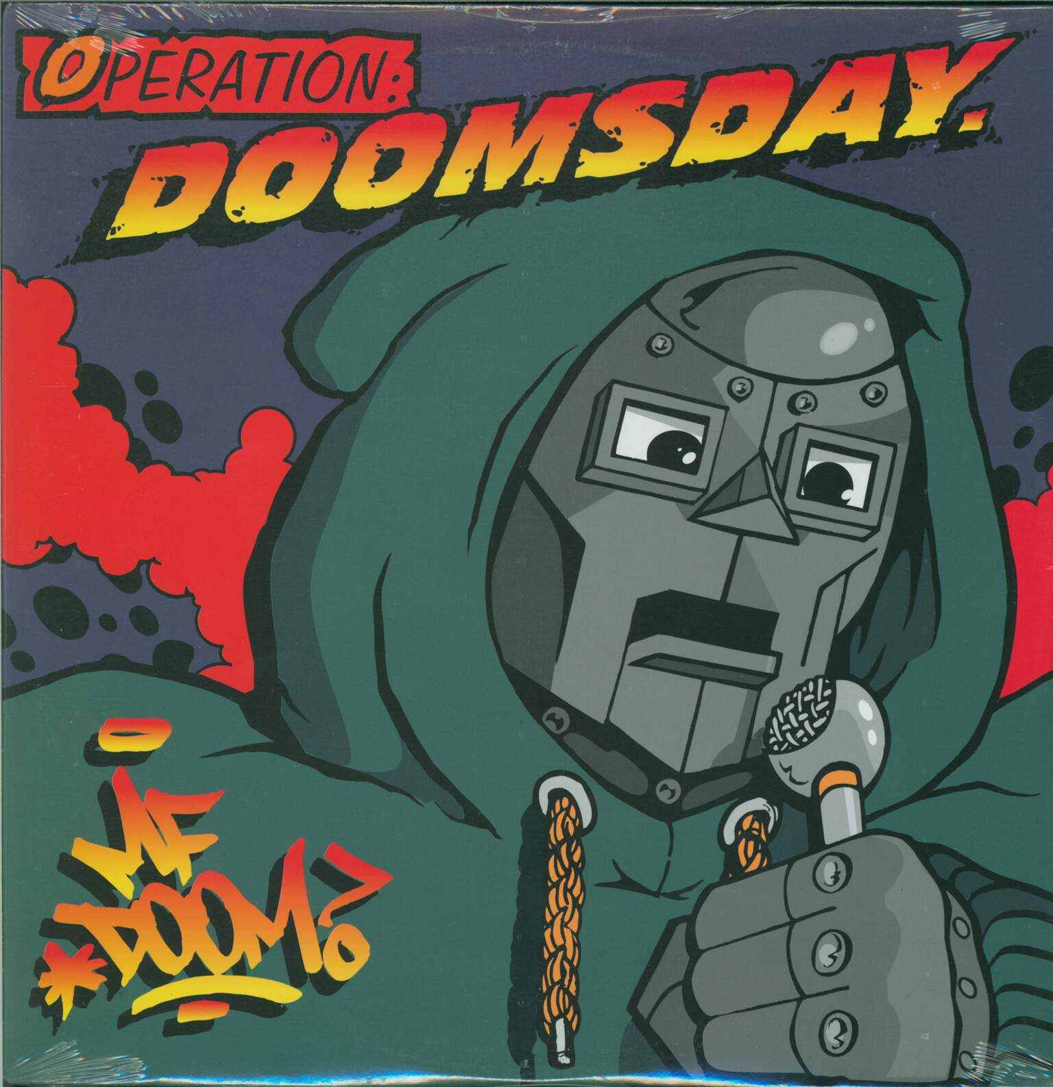 Mf Doom: Operation: Doomsday, 2×LP (Vinyl)