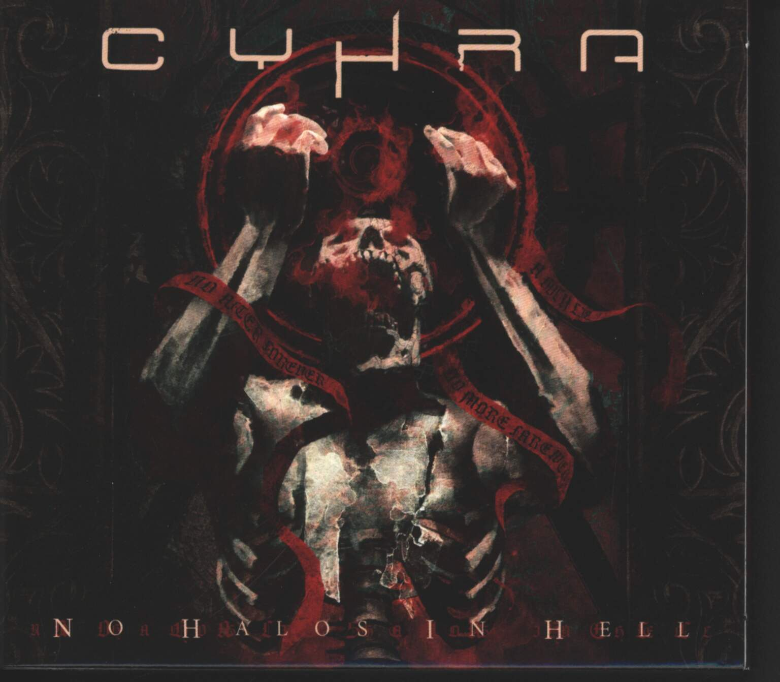 Cyhra: No Halos In Hell, 2×CD