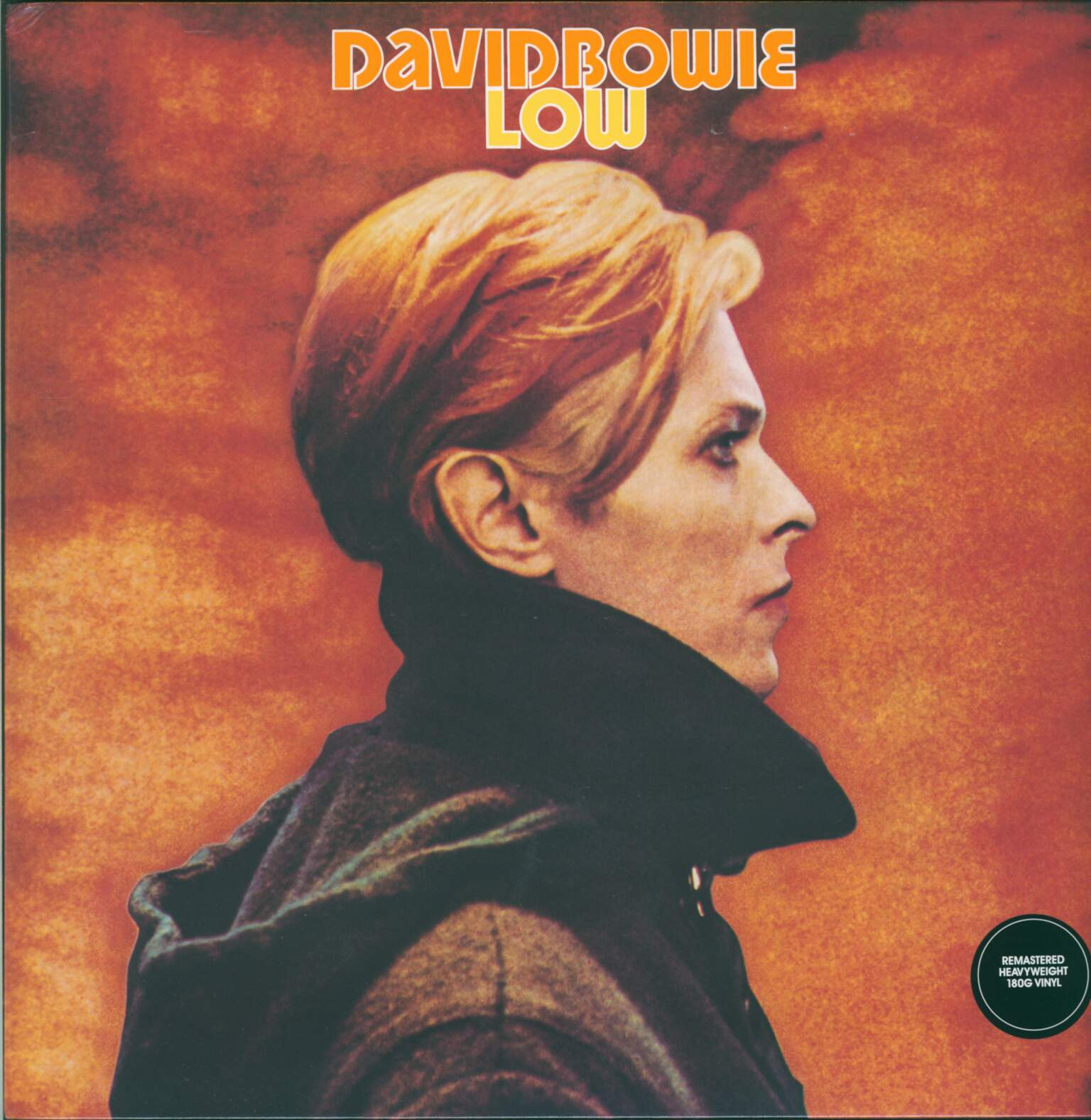David Bowie: Low, 1×LP (Vinyl)