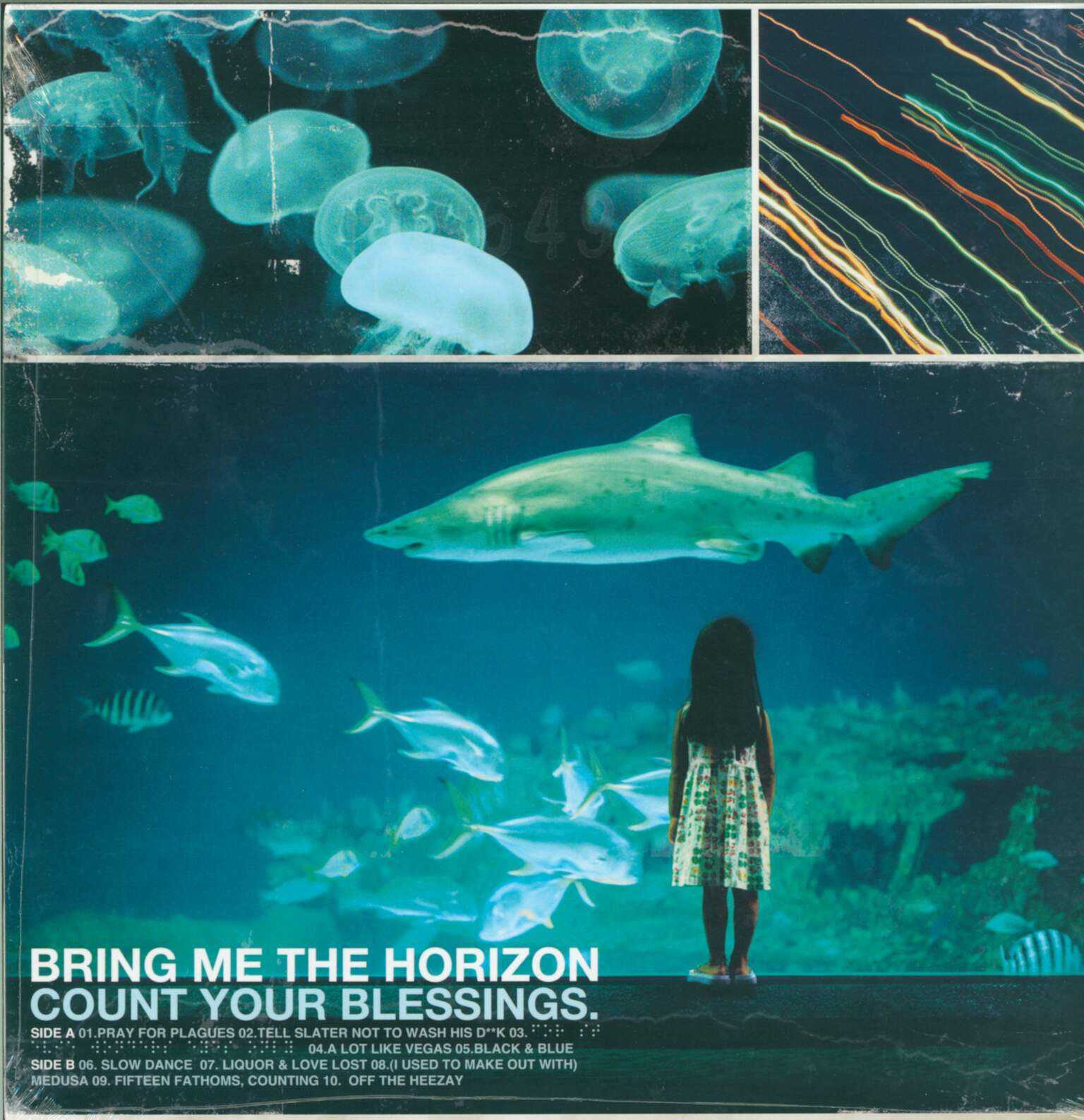 BRING ME THE HORIZON: Count Your Blessings, 1×LP (Vinyl)