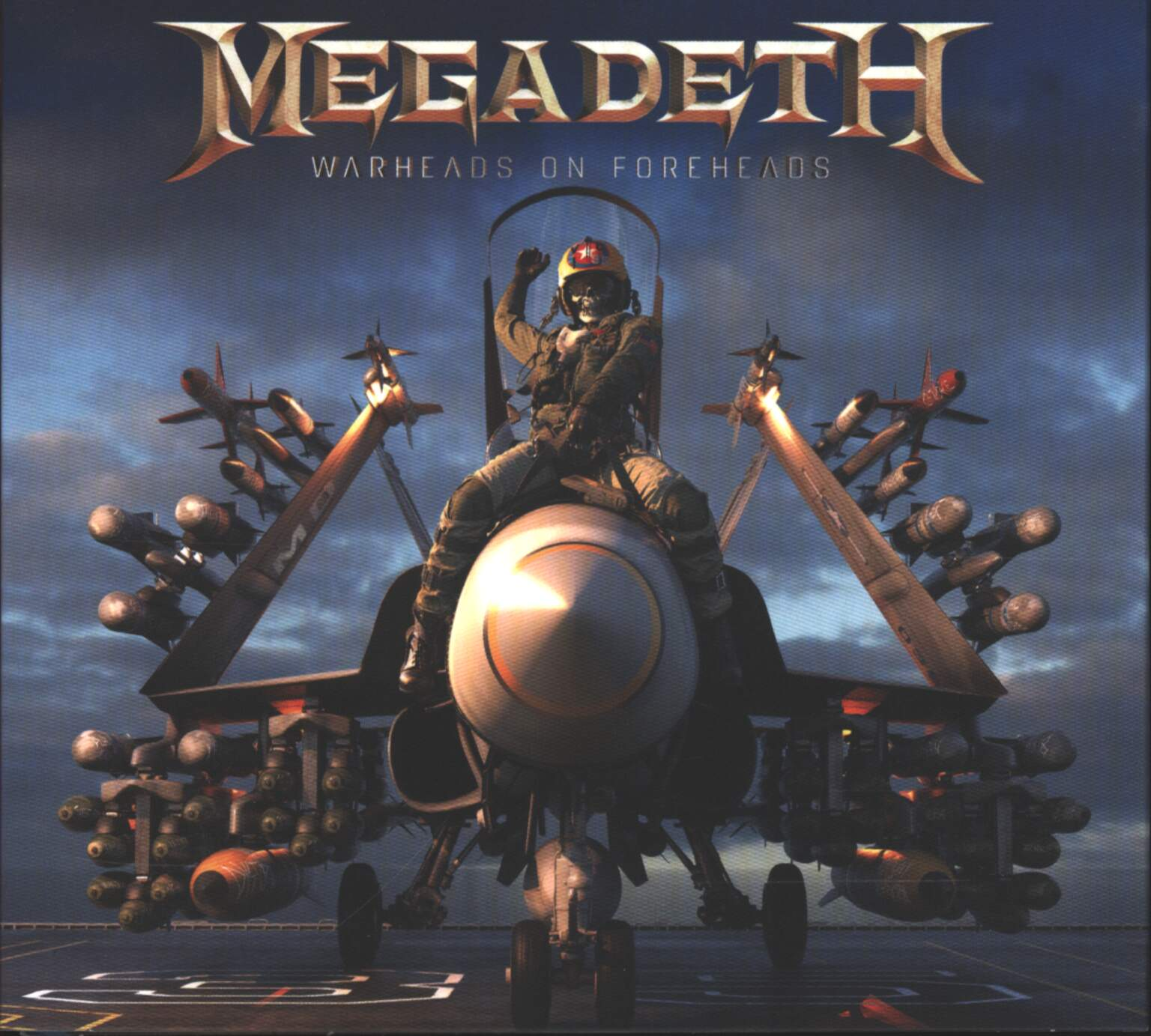 Megadeth: Warheads On Foreheads, 3×CD