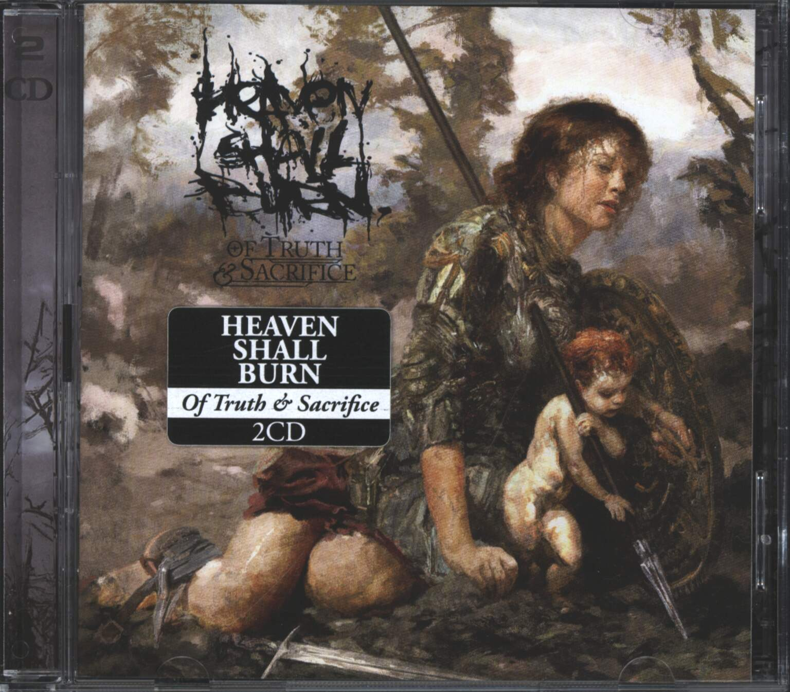 Heaven Shall Burn: Of Truth & Sacrifice, 2×CD