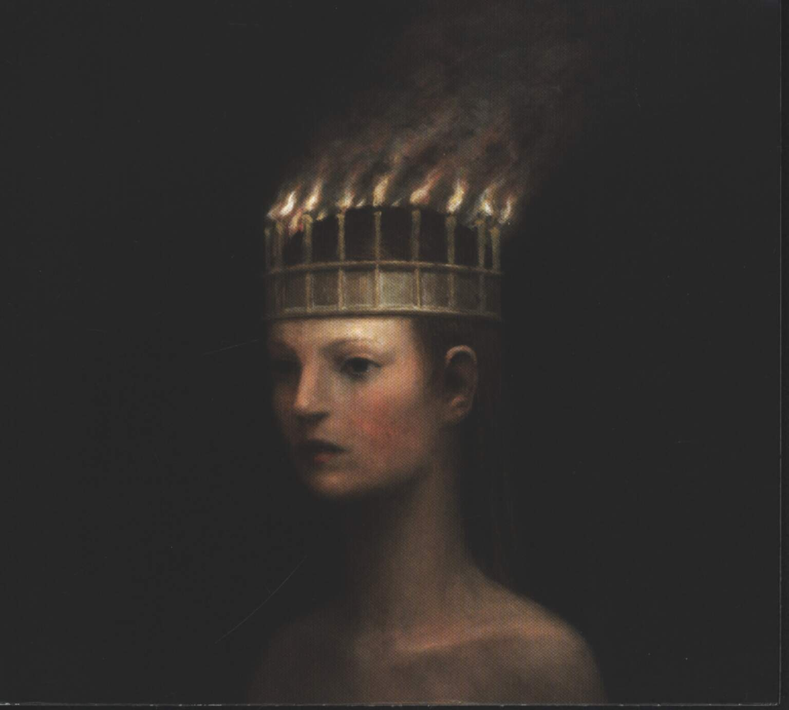 Mantar: Death By Burning, 1×CD
