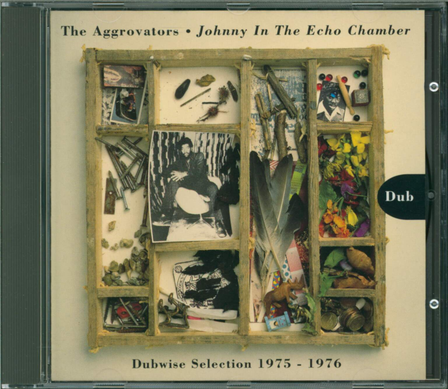 The Aggrovators: Johnny In The Echo Chamber (Dubwise Selection 1975-1976), 1×CD