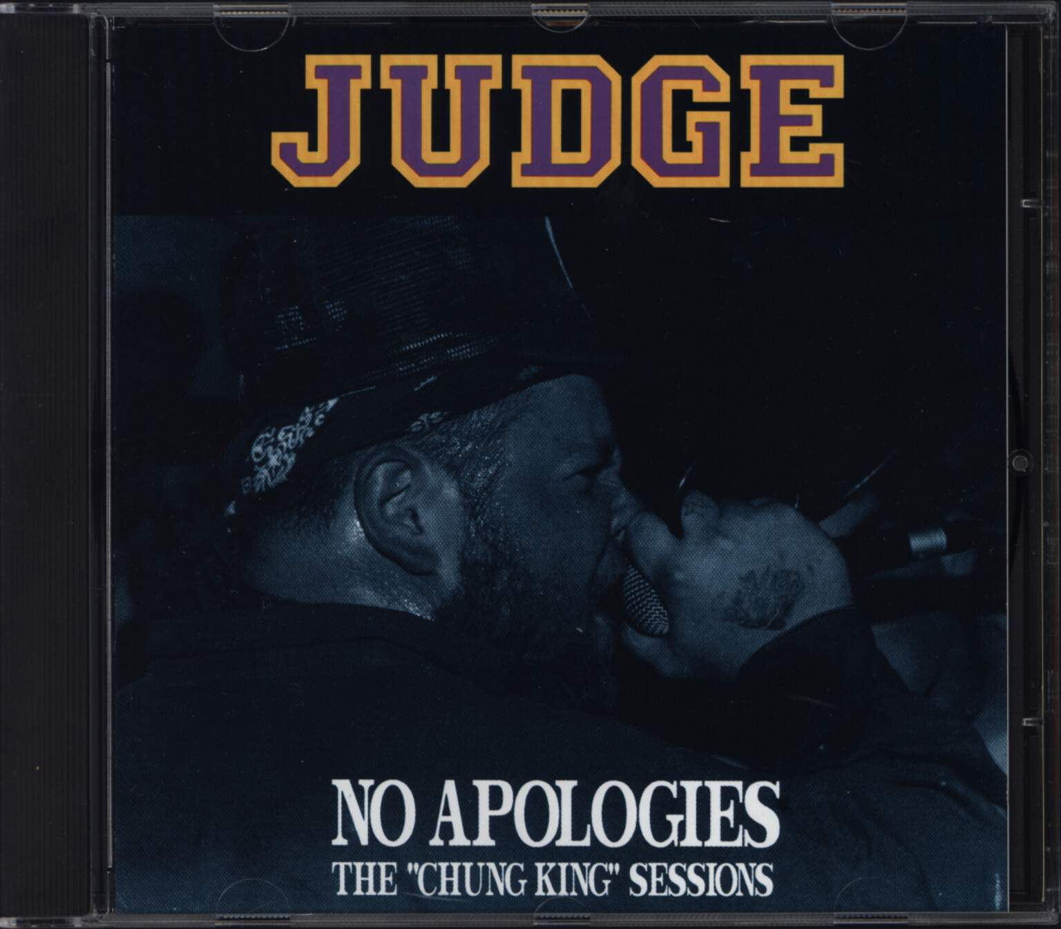 "Judge: No Apologies (The ""Chung King"" Sessions), CD"