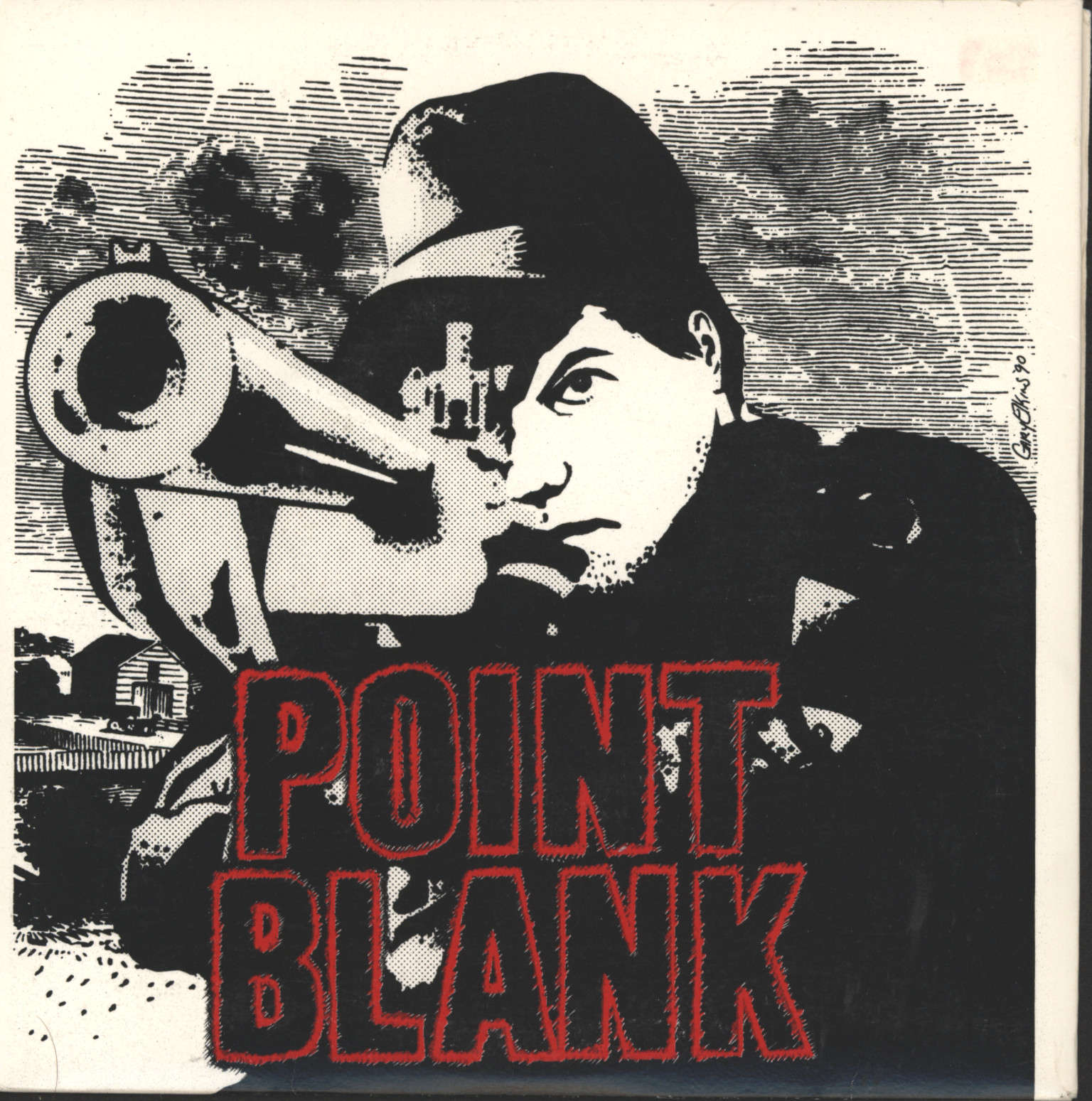"Point Blank: Untitled (We Don't Owe You Shit), 7"" Single (Vinyl)"