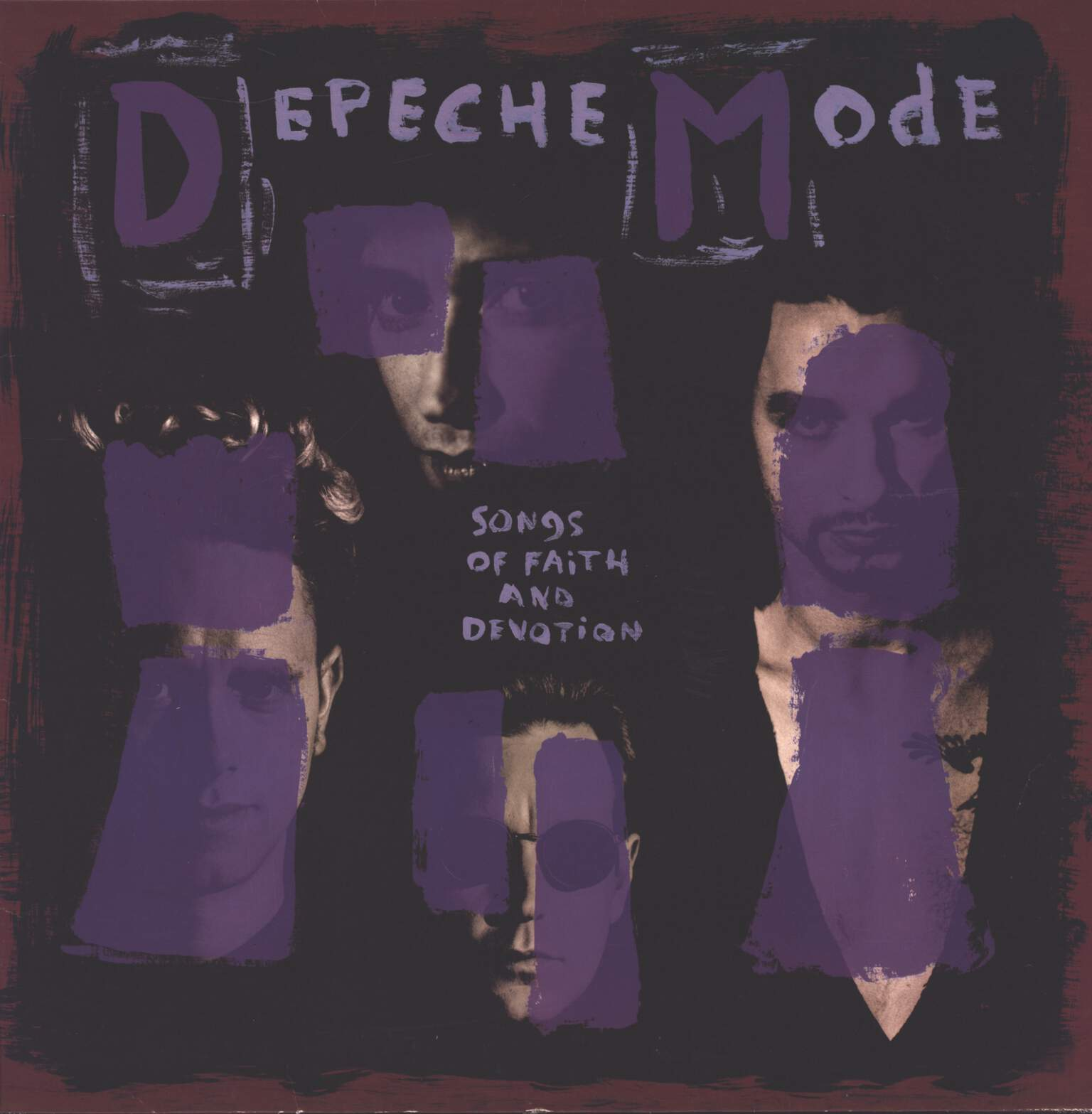 Depeche Mode: Songs Of Faith And Devotion, LP (Vinyl)