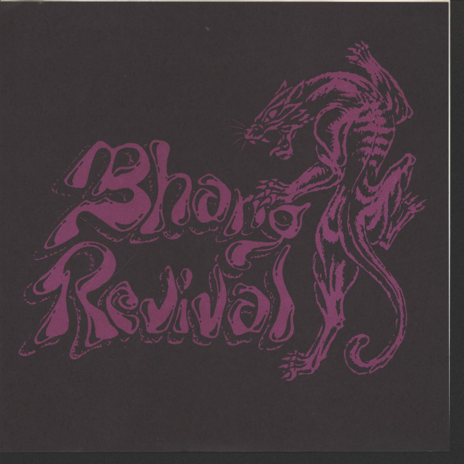 "Bhang Revival: I'm Not Talking About / Carpet Burn, 7"" Single (Vinyl)"