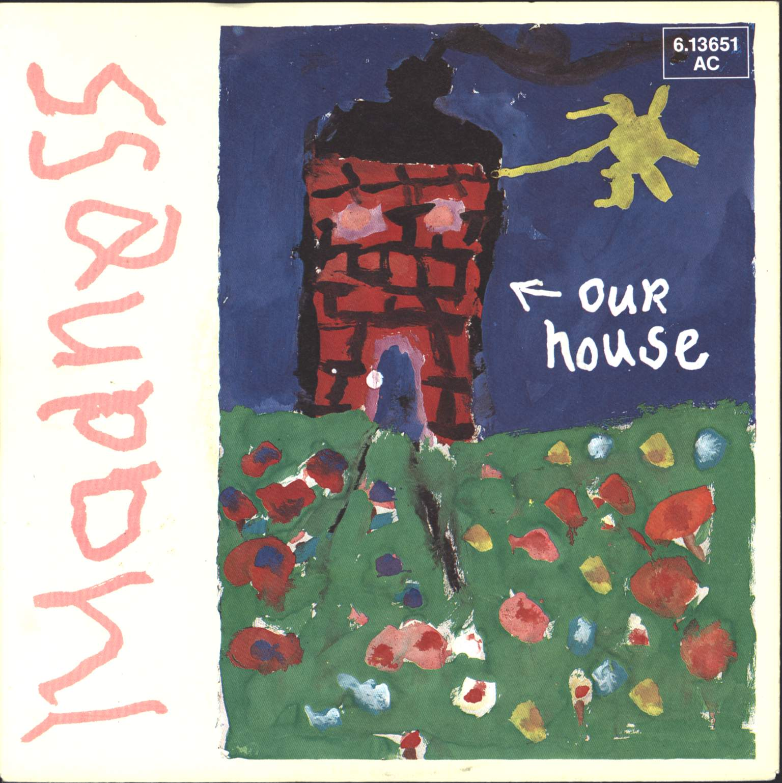 "Madness: Our House, 7"" Single (Vinyl)"
