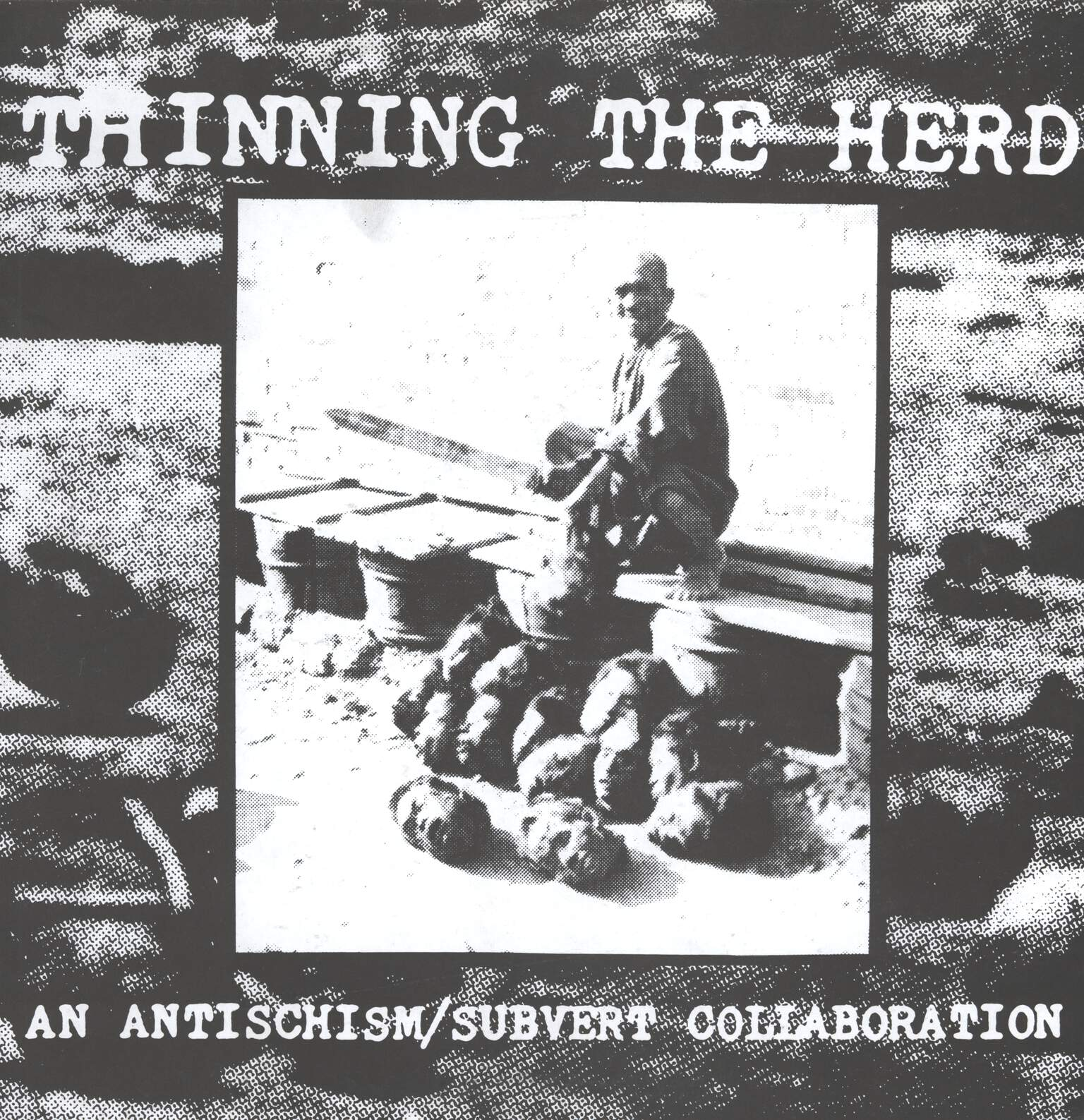 Antischism: Thinning The Herd, LP (Vinyl)