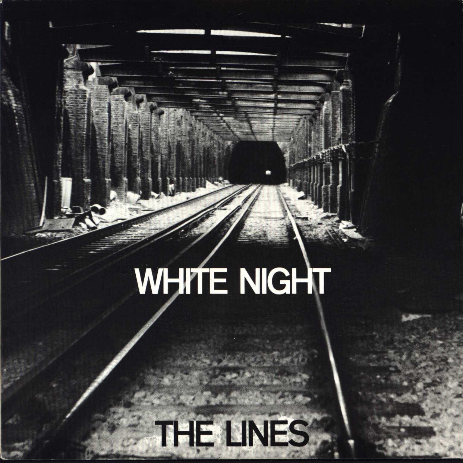 "The Lines: White Night, 7"" Single (Vinyl)"