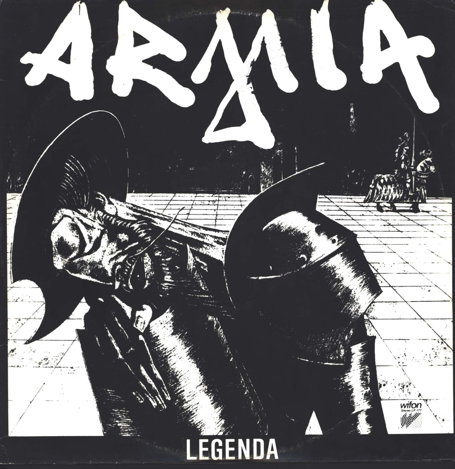 Armia: Legenda, LP (Vinyl)