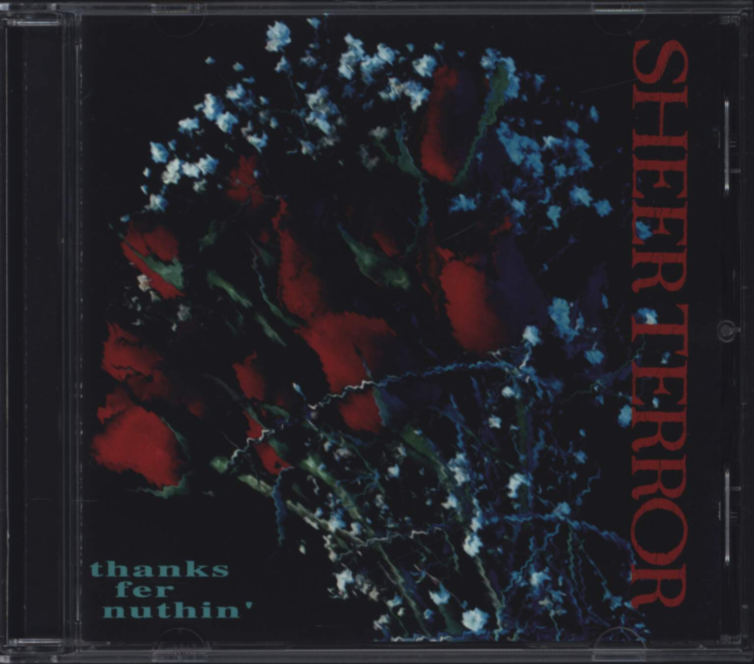 Sheer Terror: Thanks Fer Nuthin', CD