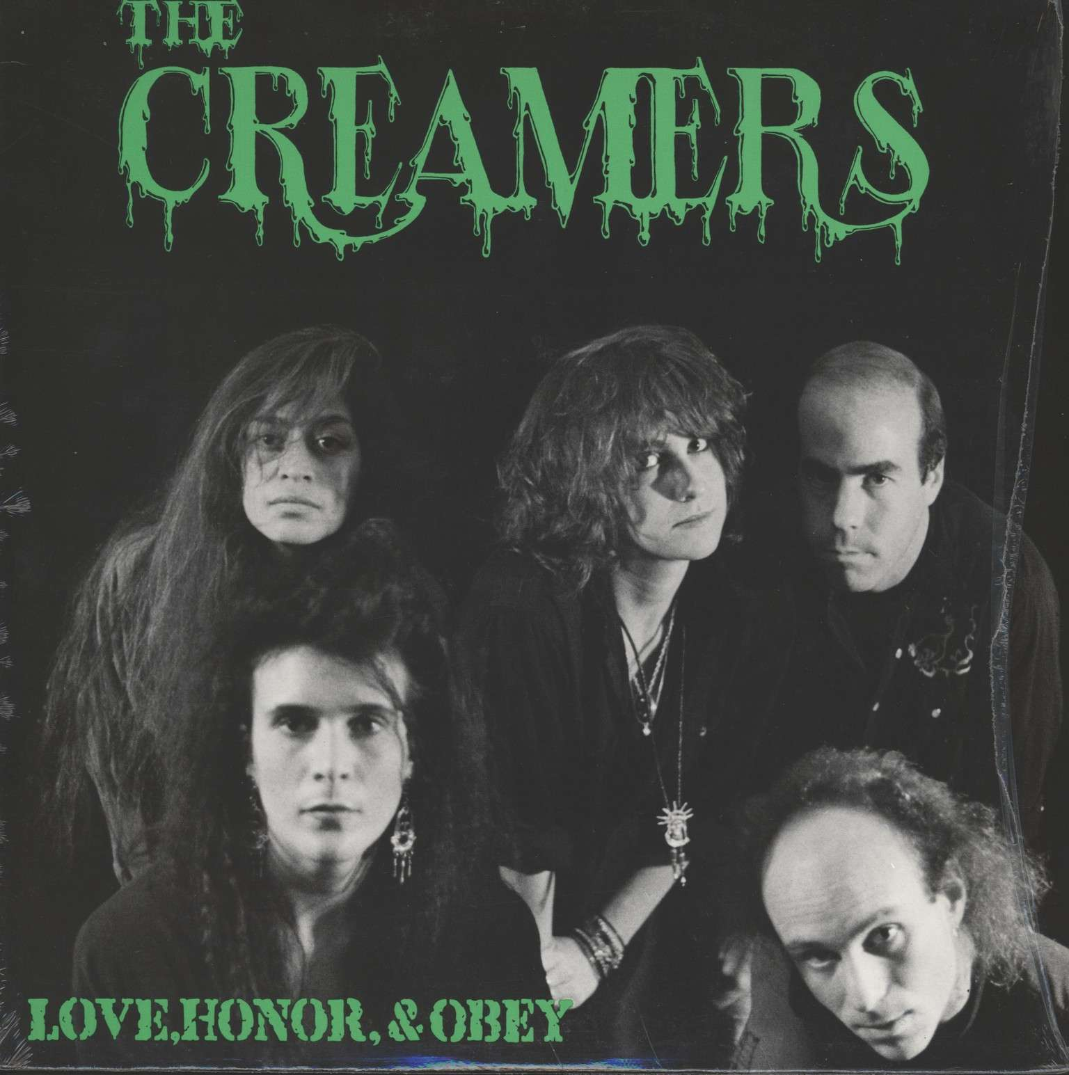 Creamers: Love, Honor, & Obey, LP (Vinyl)