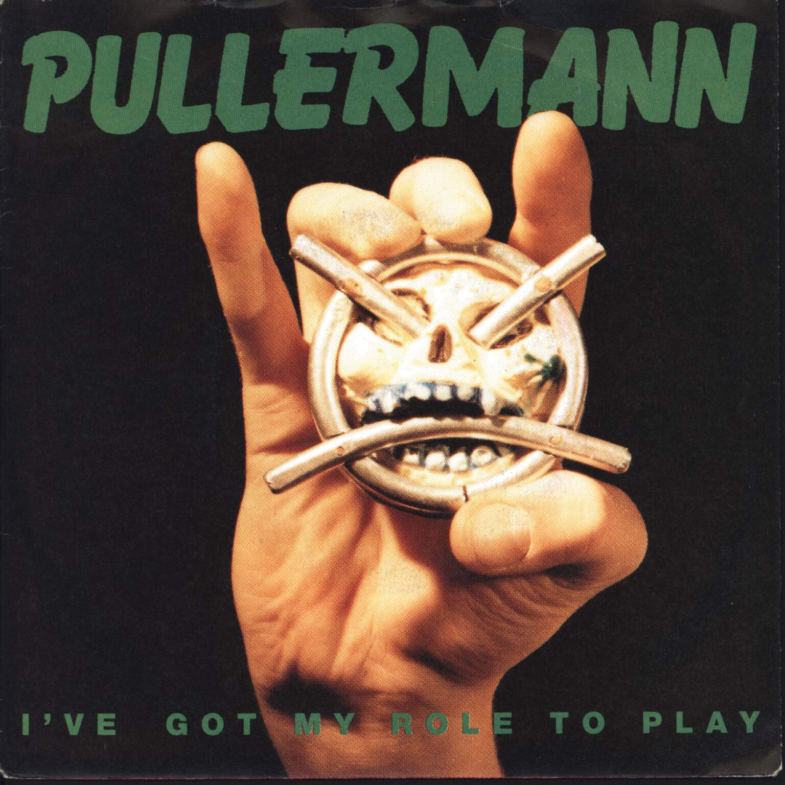 "Pullermann: I've Got My Role To Play, 7"" Single (Vinyl)"