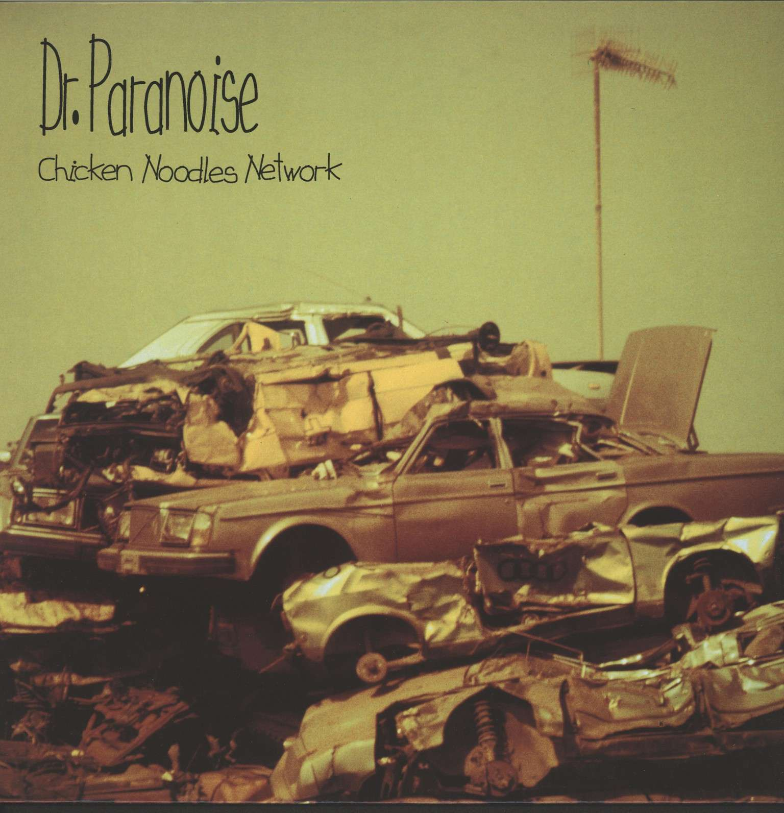 Dr Paranoise: Chicken Noodles Network, LP (Vinyl)