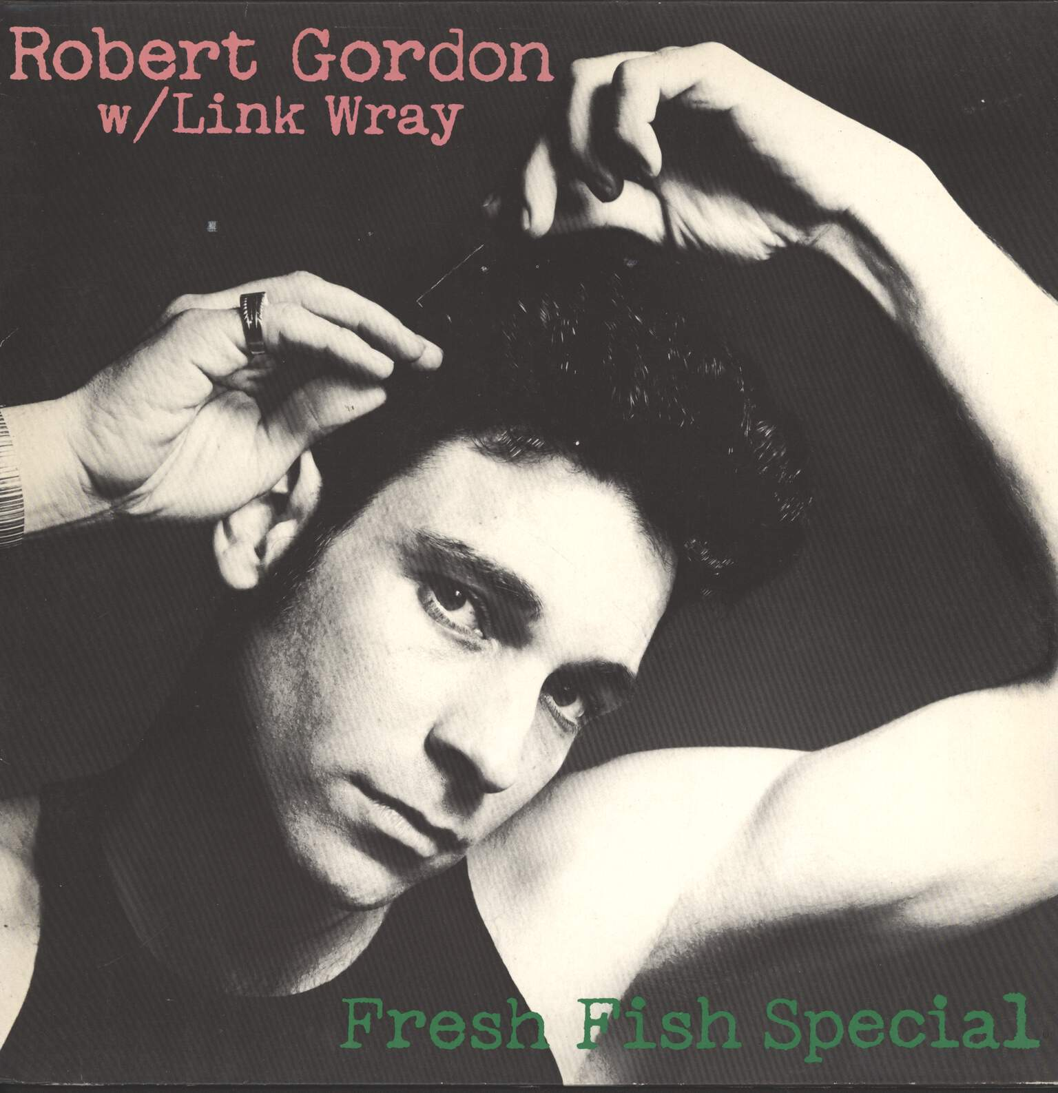 Gordon, Robert: Fresh Fish Special, LP (Vinyl)
