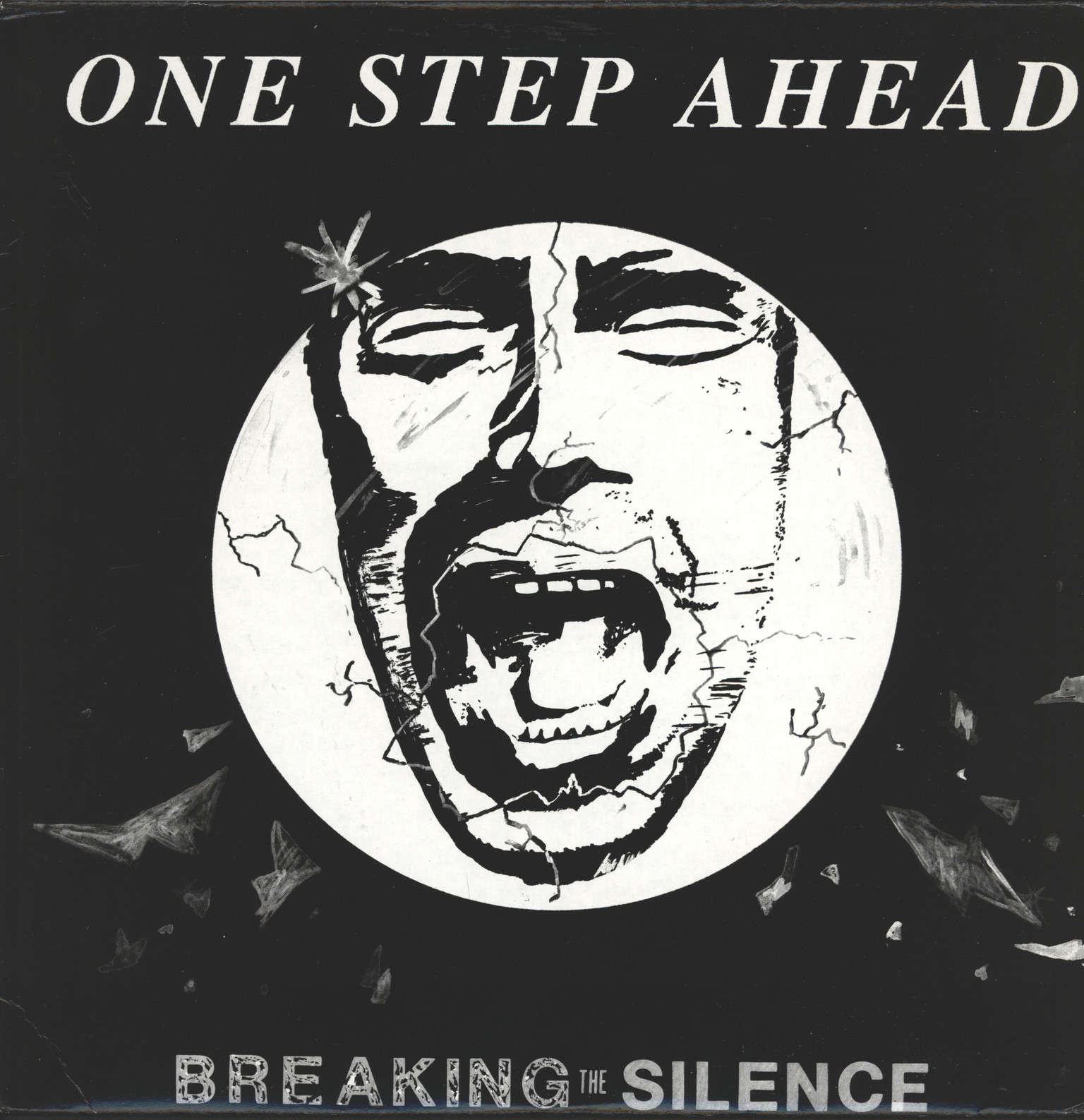 One Step Ahead: Breaking The Silence, Mini LP (Vinyl)