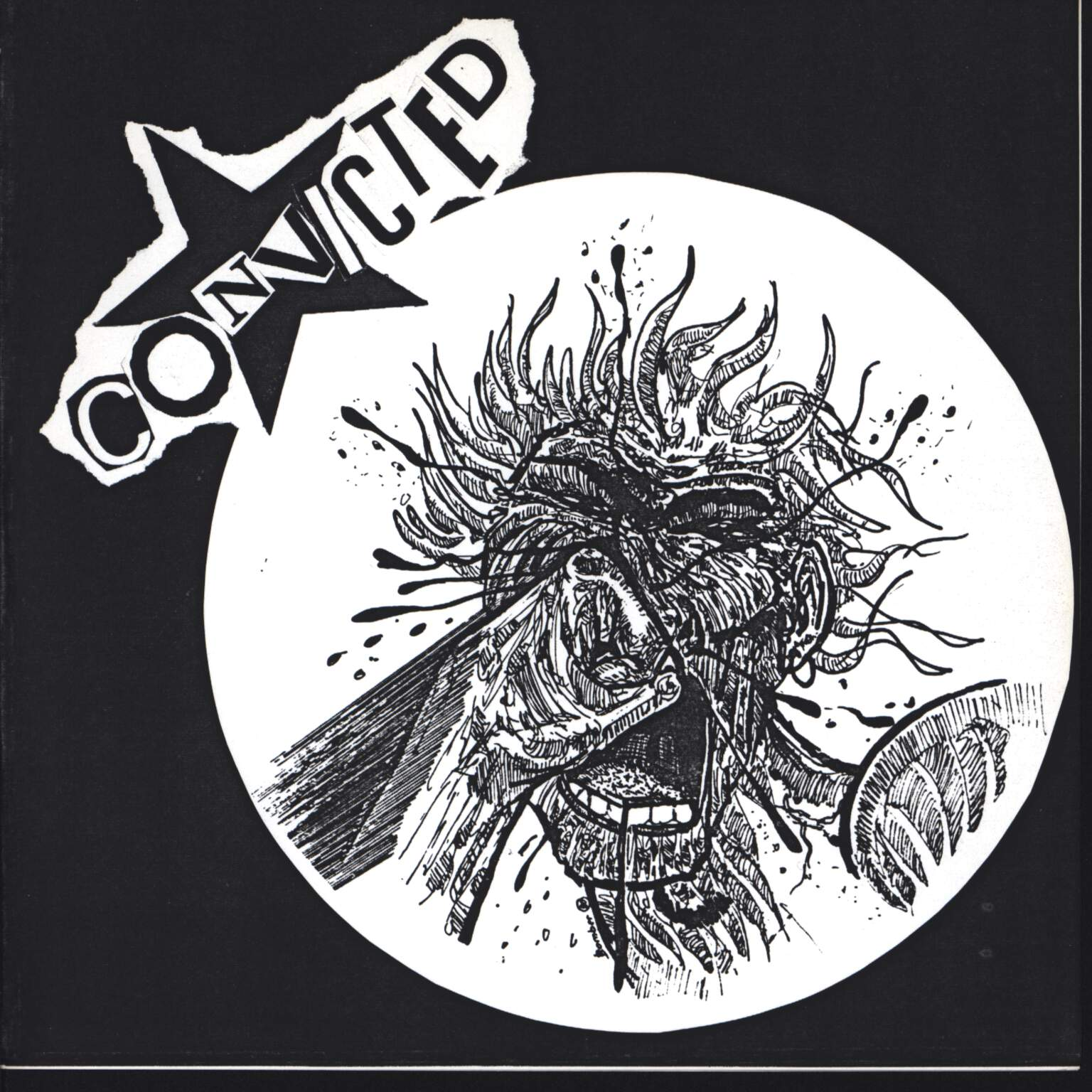 "Convicted: Convicted, 7"" Single (Vinyl)"