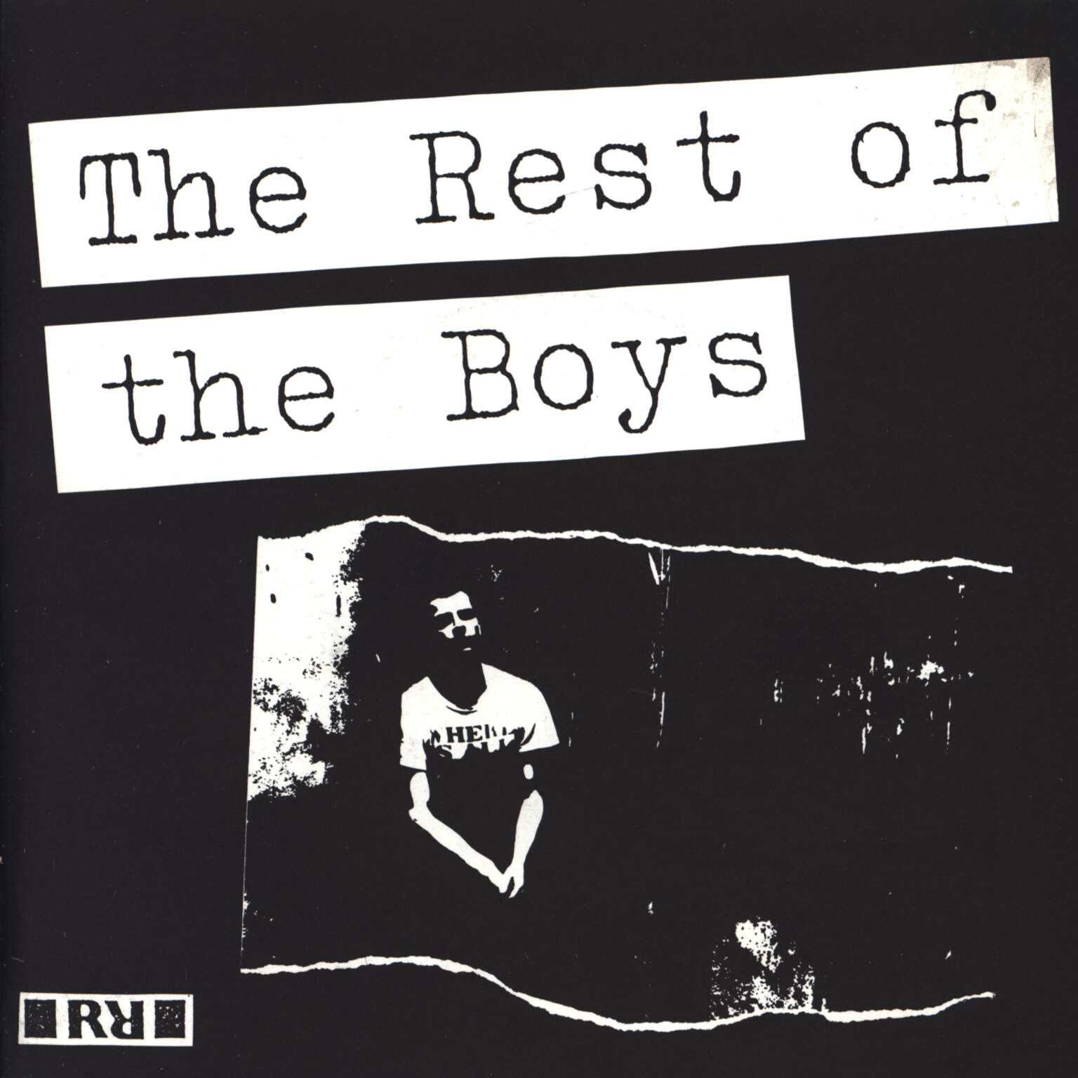 "The Rest Of The Boys: Where's All The Hope ? / Waiting For A Sign, 7"" Single (Vinyl)"