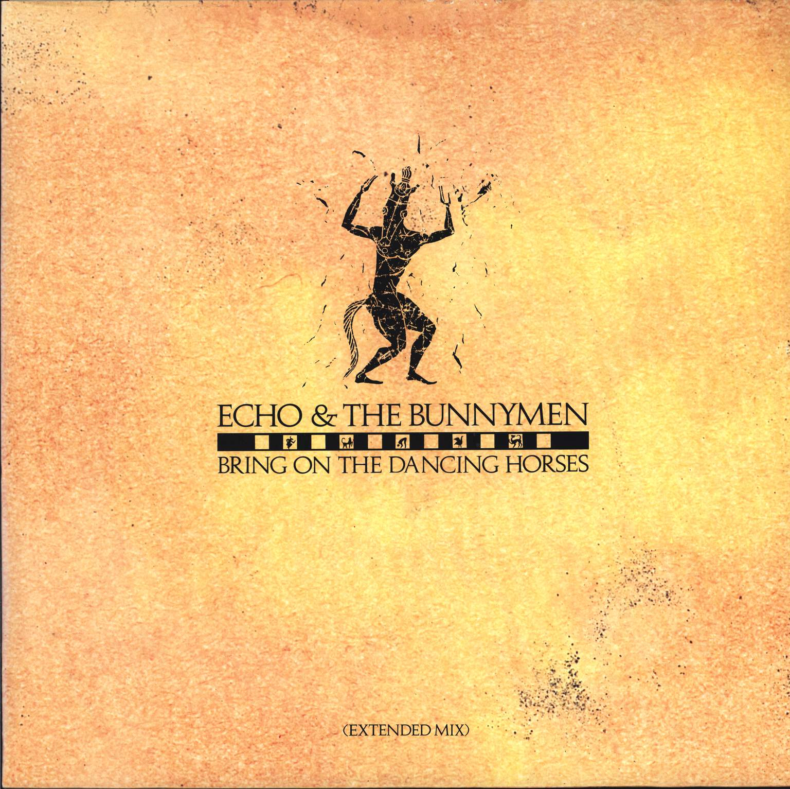 "Echo & the Bunnymen: Bring On The Dancing Horses, 12"" Maxi Single (Vinyl)"