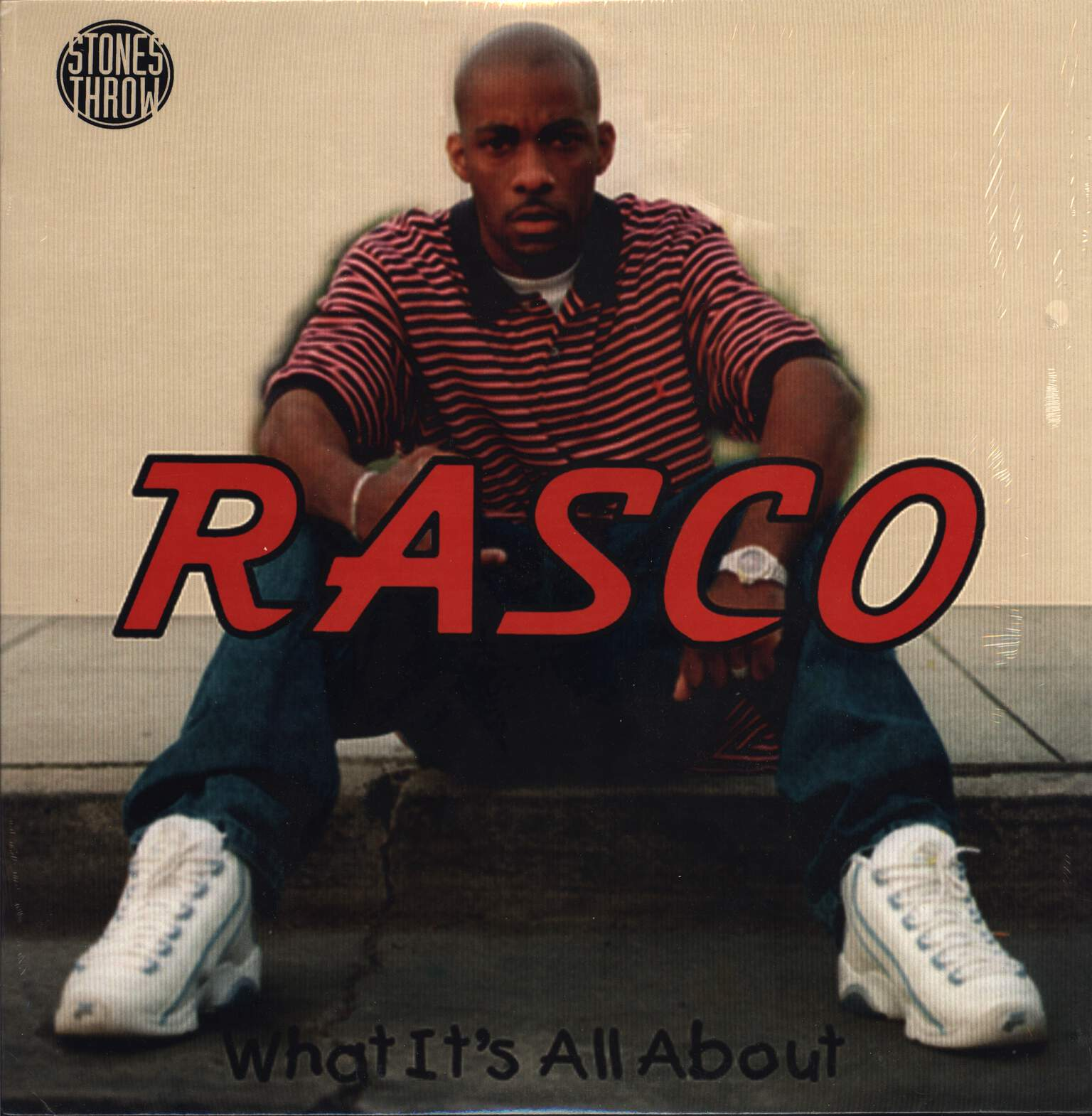 "Rasco: What It's All About, 12"" Maxi Single (Vinyl)"