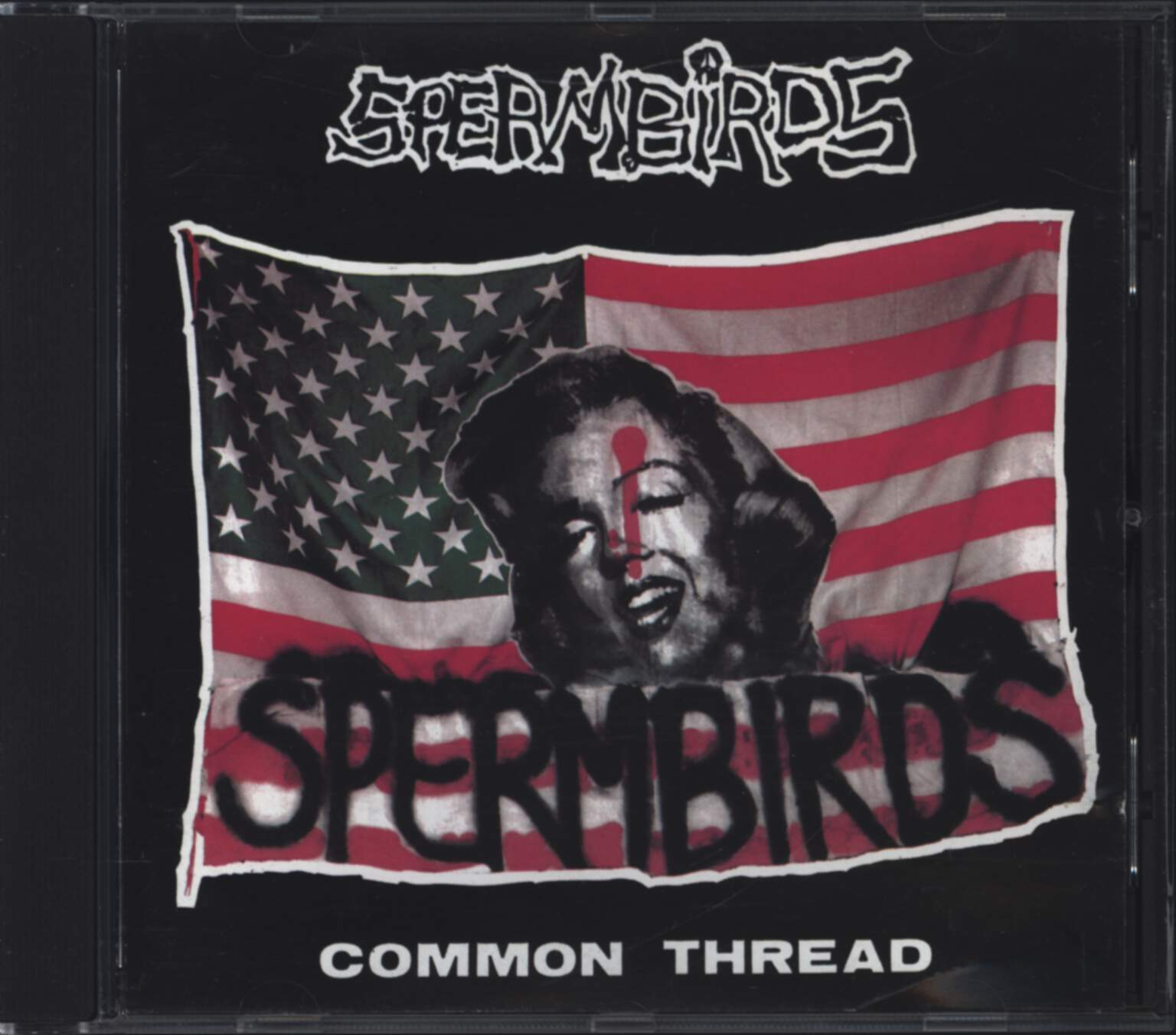 Spermbirds: Common Thread, CD