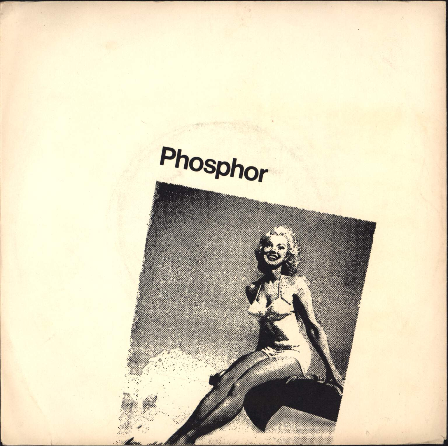 "Phosphor: Sandra Lee, 7"" Single (Vinyl)"