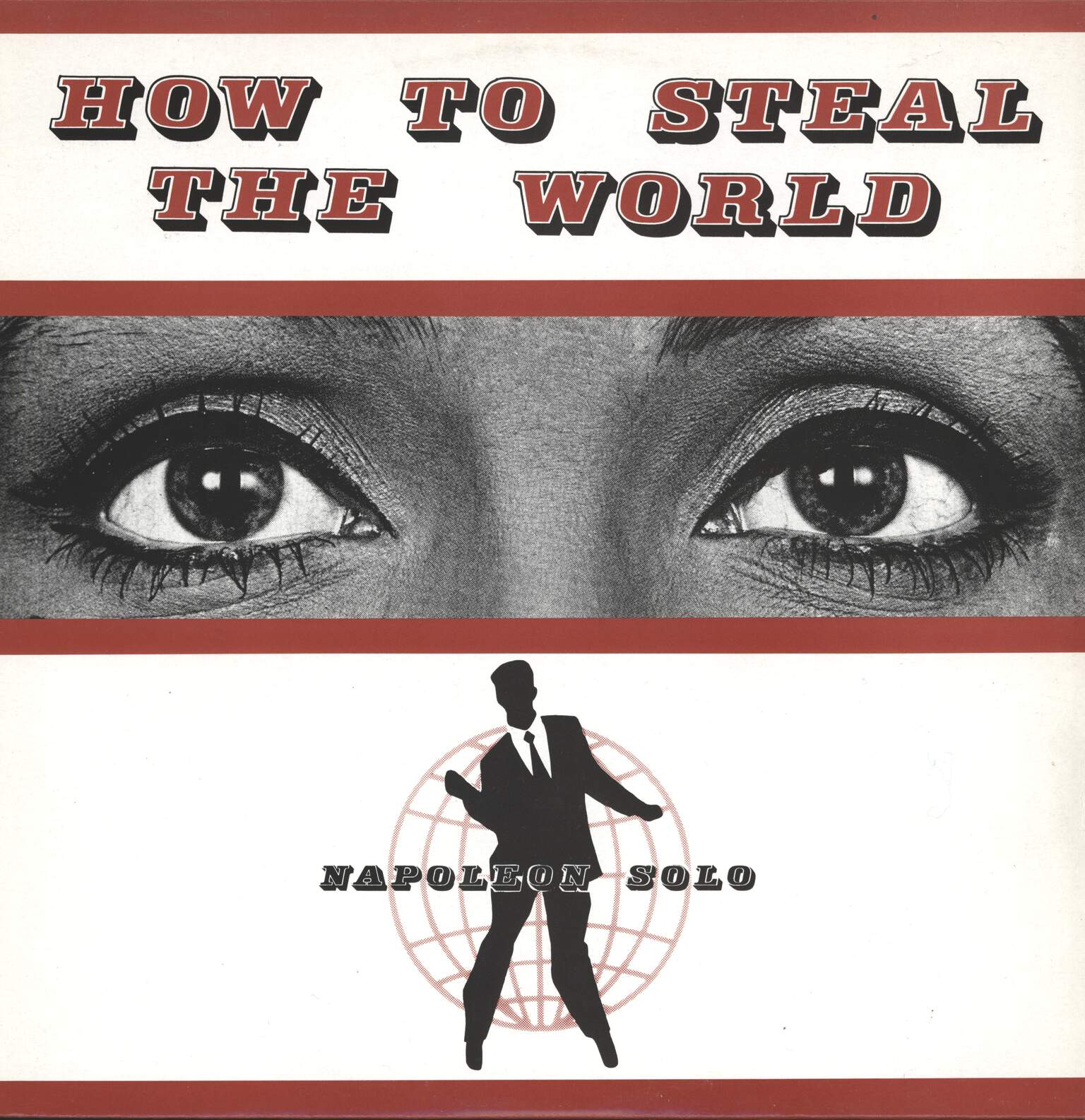 "Napoleon Solo: How To Steal The World, 12"" Maxi Single (Vinyl)"