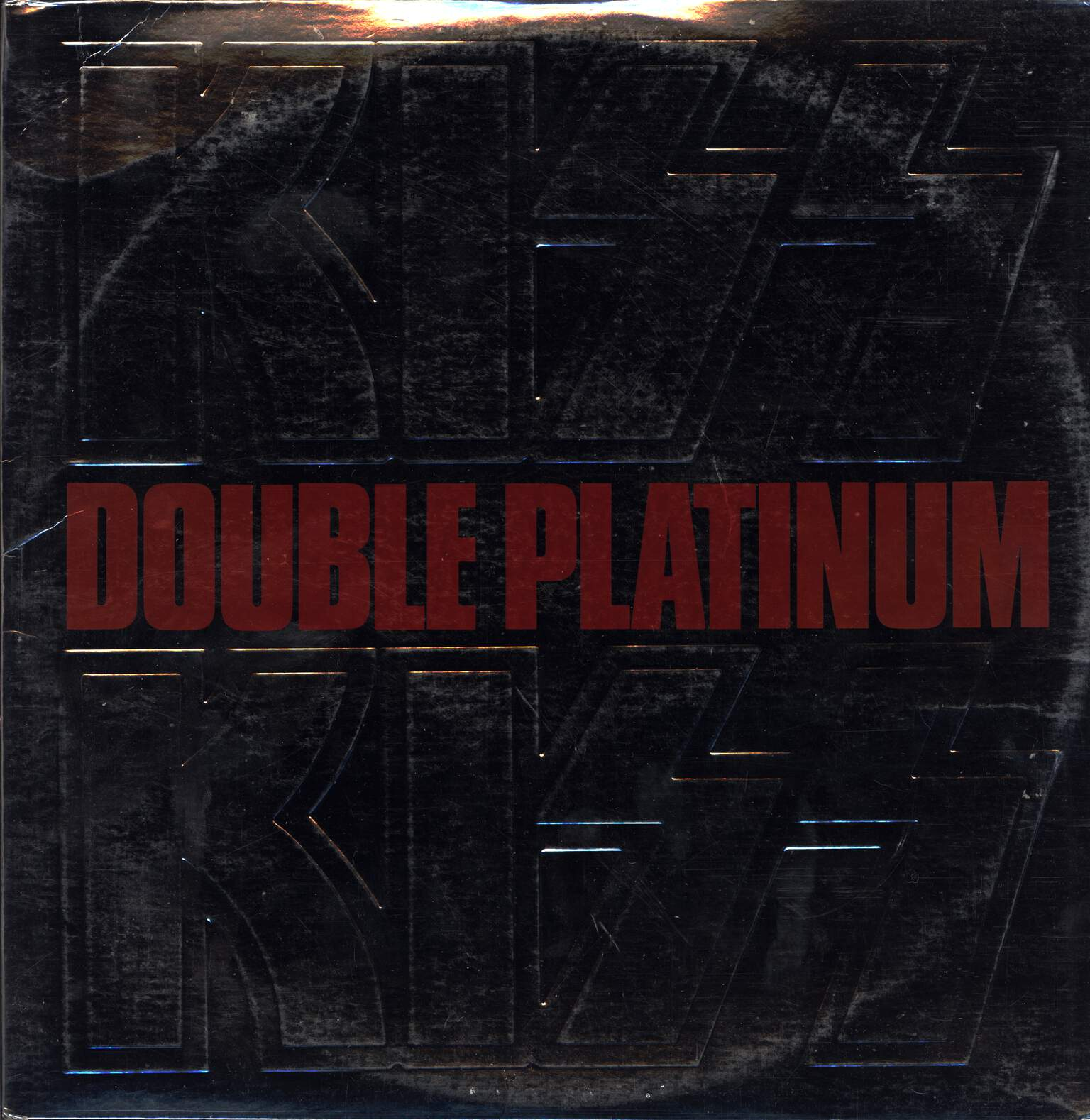 Kiss: Double Platinum, LP (Vinyl)