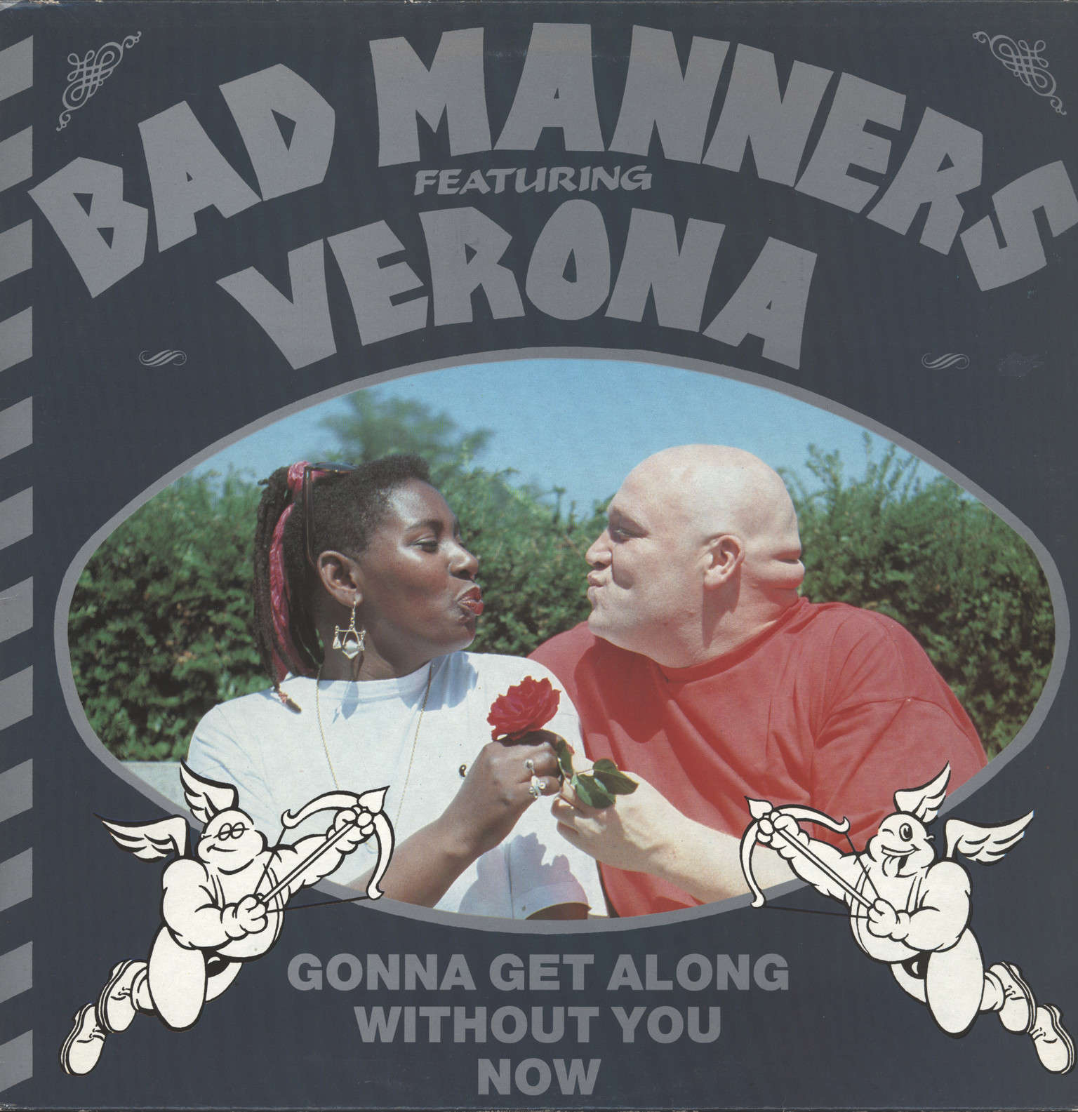 "Bad Manners: Gonna Get Along Without You Now, 12"" Maxi Single (Vinyl)"