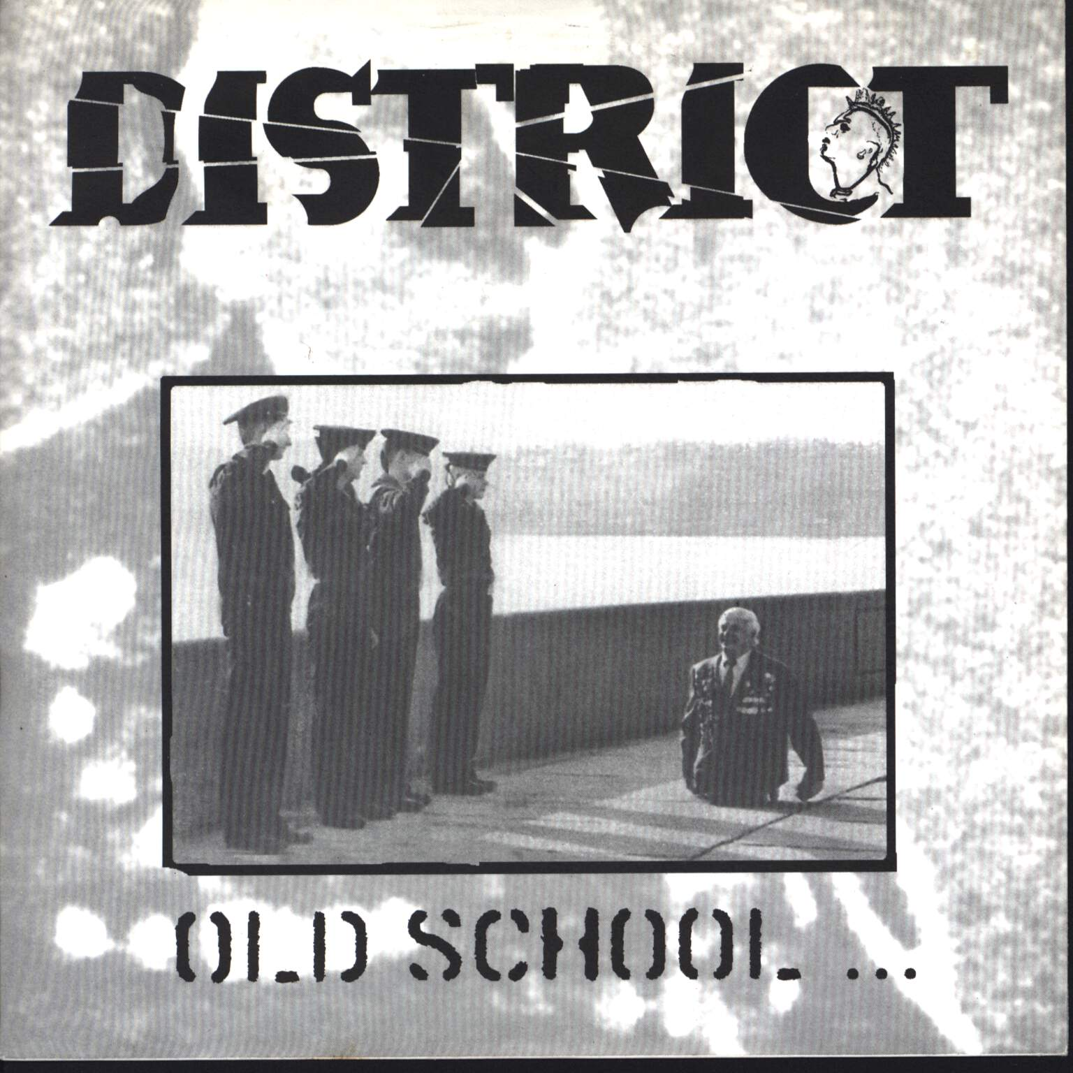 "The District: Old School - New School, 7"" Single (Vinyl)"
