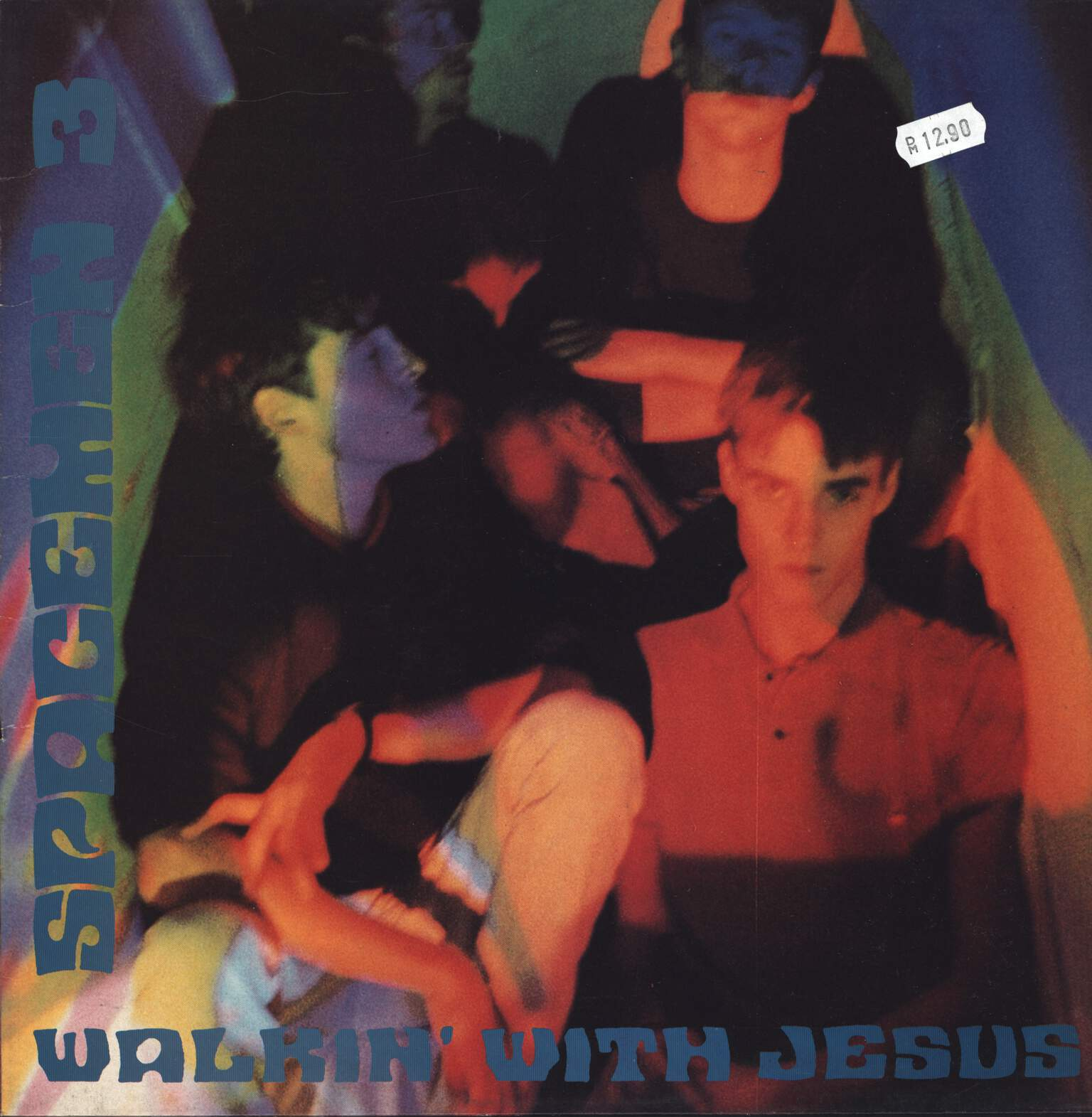 "Spacemen 3: Walkin' With Jesus, 12"" Maxi Single (Vinyl)"