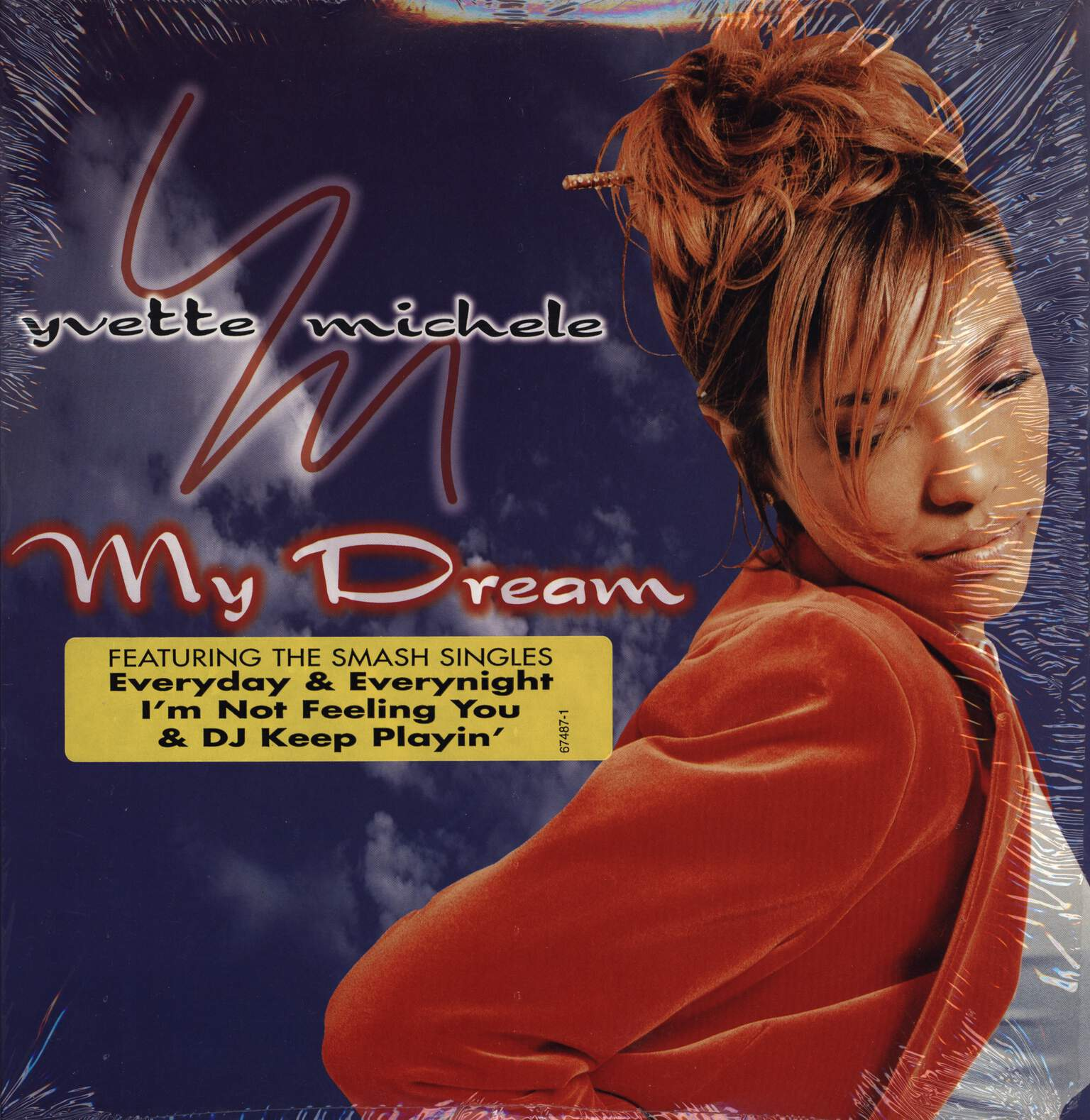 Yvette Michele: My Dream, LP (Vinyl)
