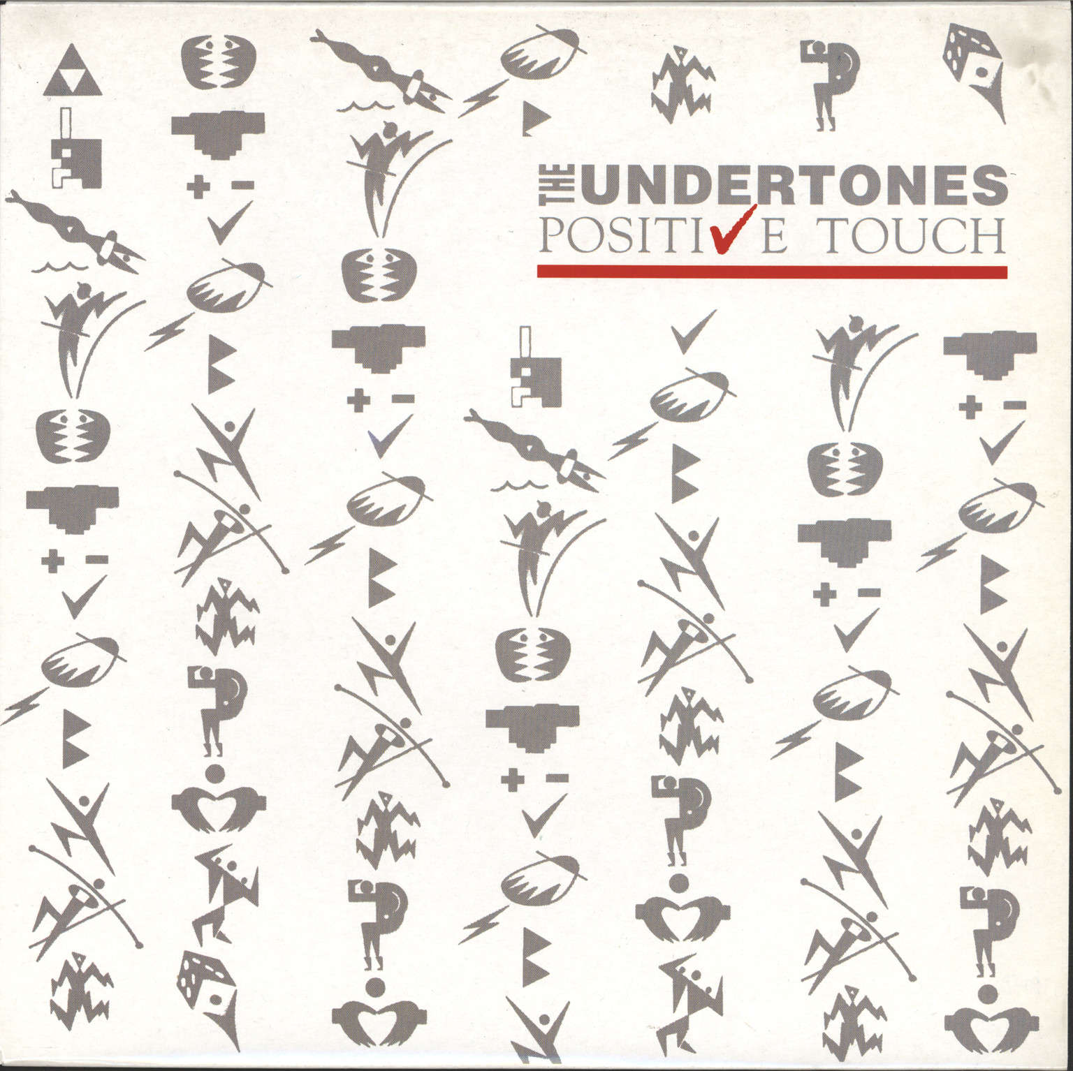 "Undertones: Positive Touch, 10"" Vinyl EP"