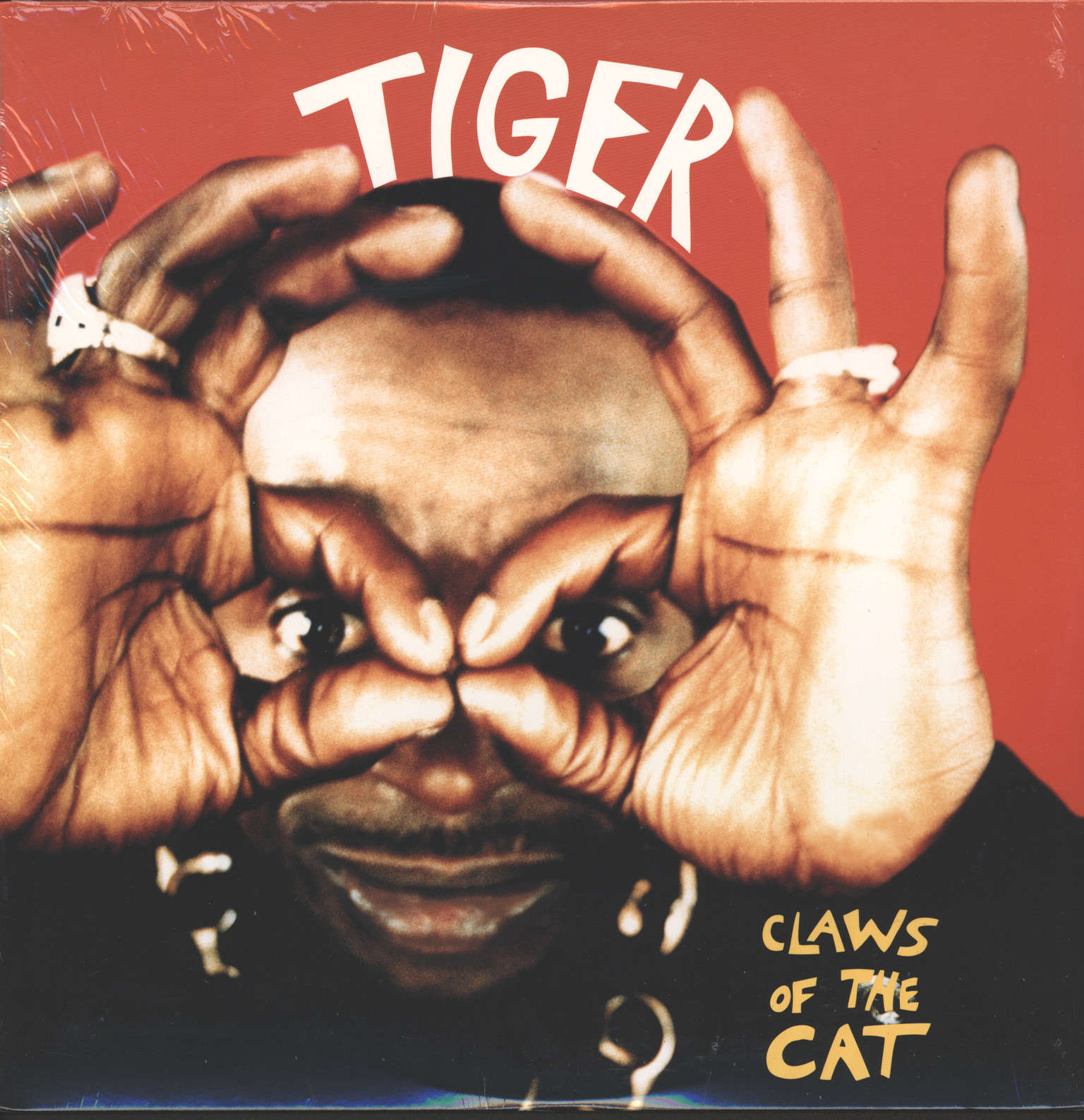 Tiger: Claws Of The Cat, LP (Vinyl)
