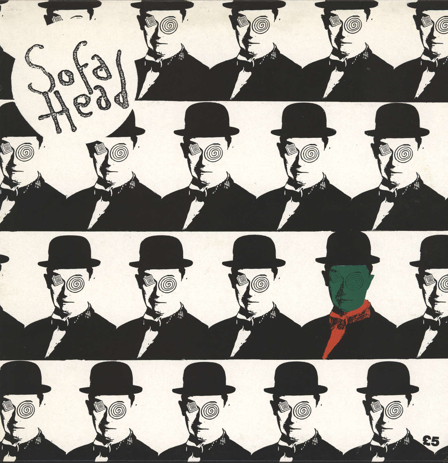 Sofa Head: What A Predicament, LP (Vinyl)