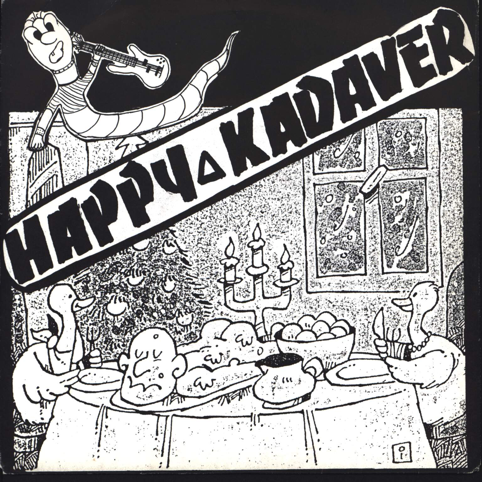 "Happy Kadaver: Happy Kadaver, 7"" Single (Vinyl)"