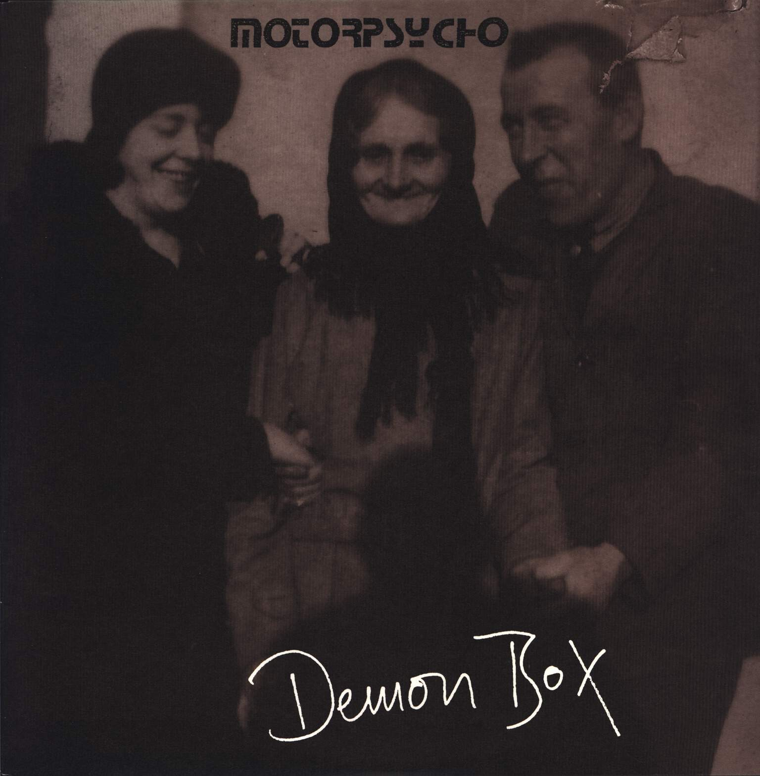Motorpsycho: Demon Box, LP (Vinyl)