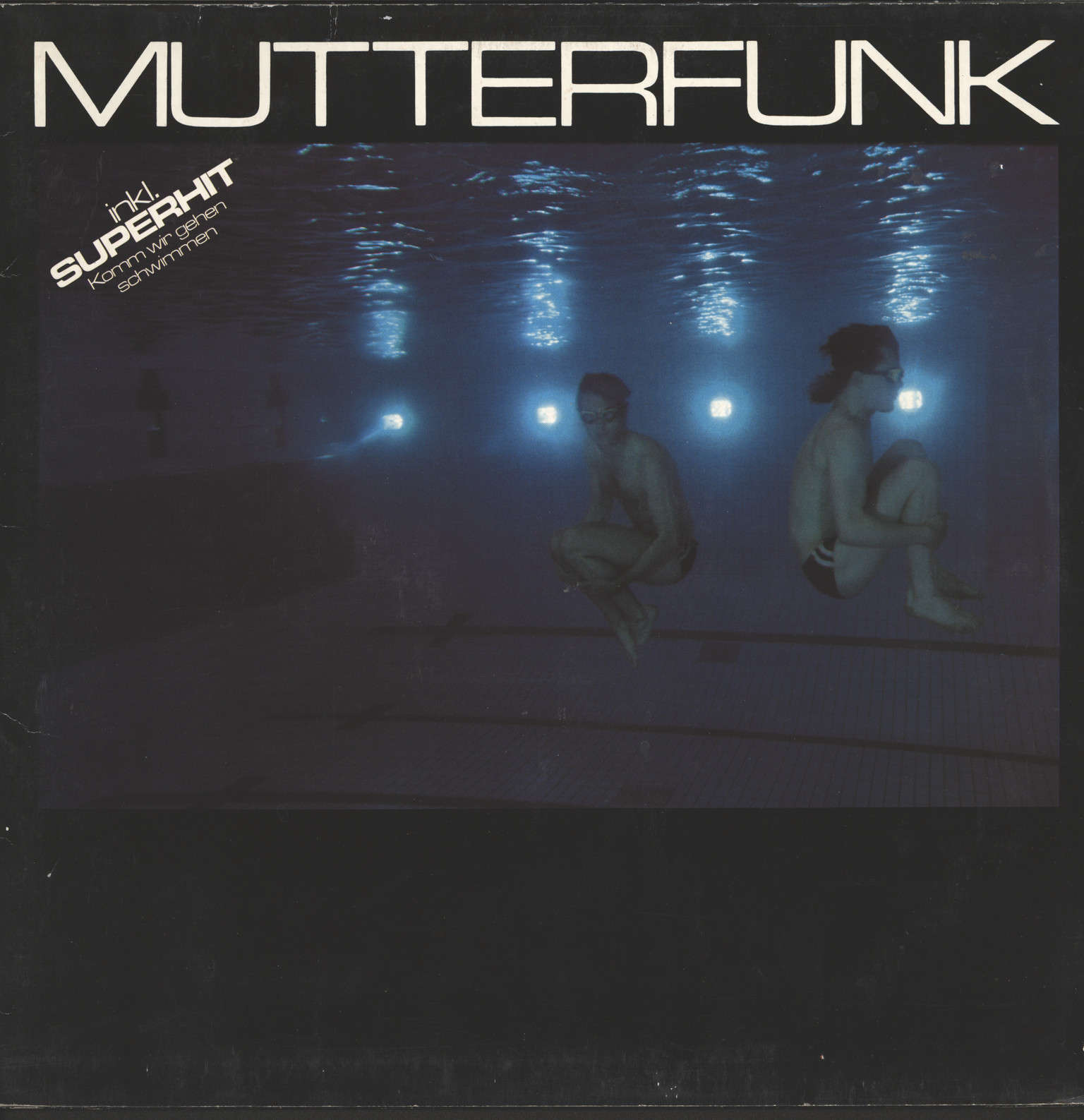 Mutterfunk: Mutterfunk, Mini LP (Vinyl)