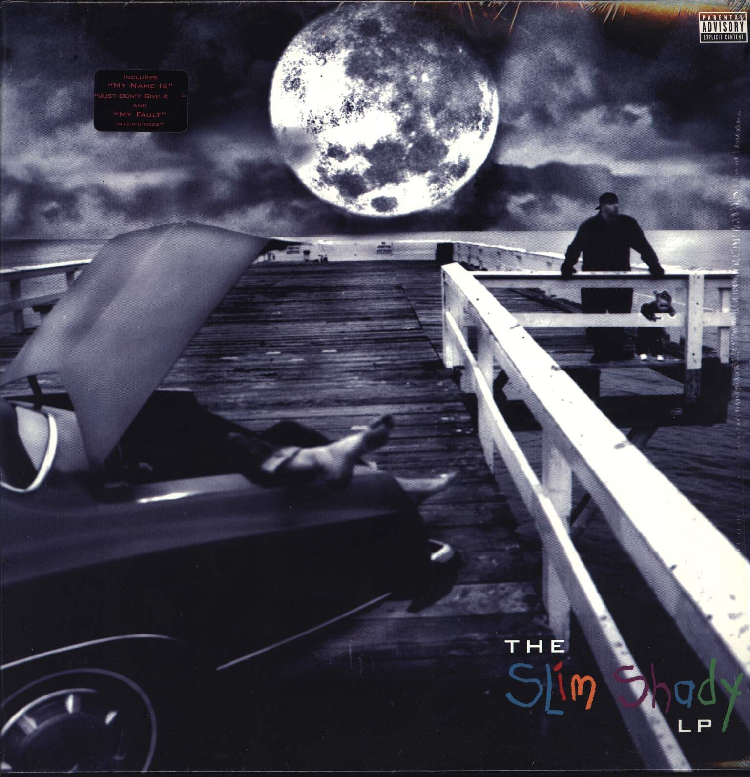 Eminem: The Slim Shady LP, LP (Vinyl)